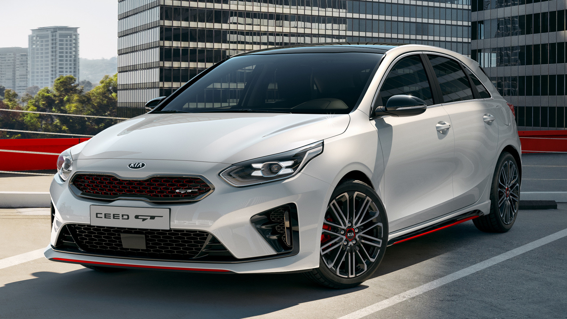 2018 Kia Ceed GT - Wallpapers and HD Images   Car Pixel