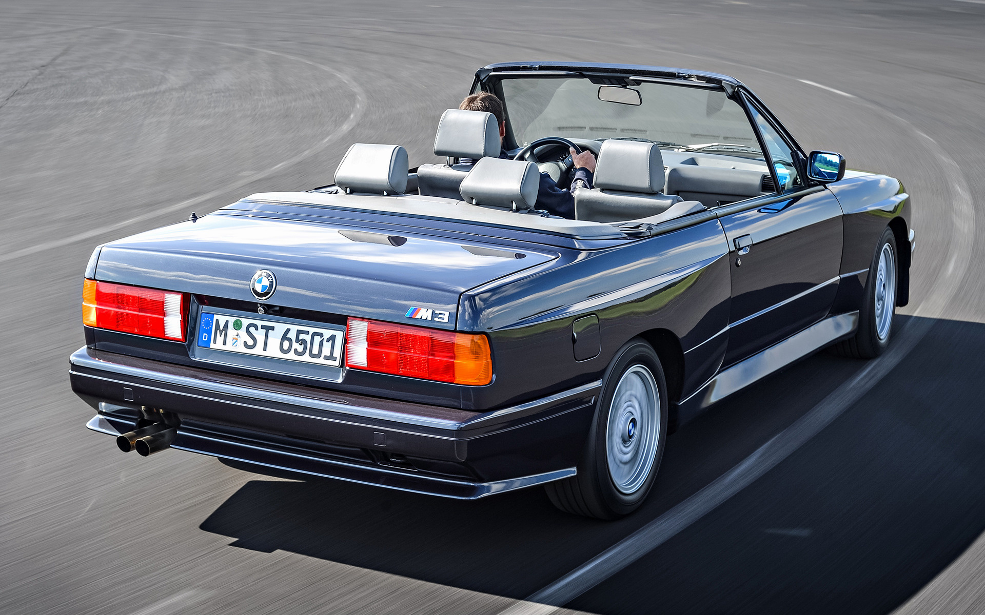 BMW M3 Cabrio (1988) Wallpapers and HD Images - Car Pixel