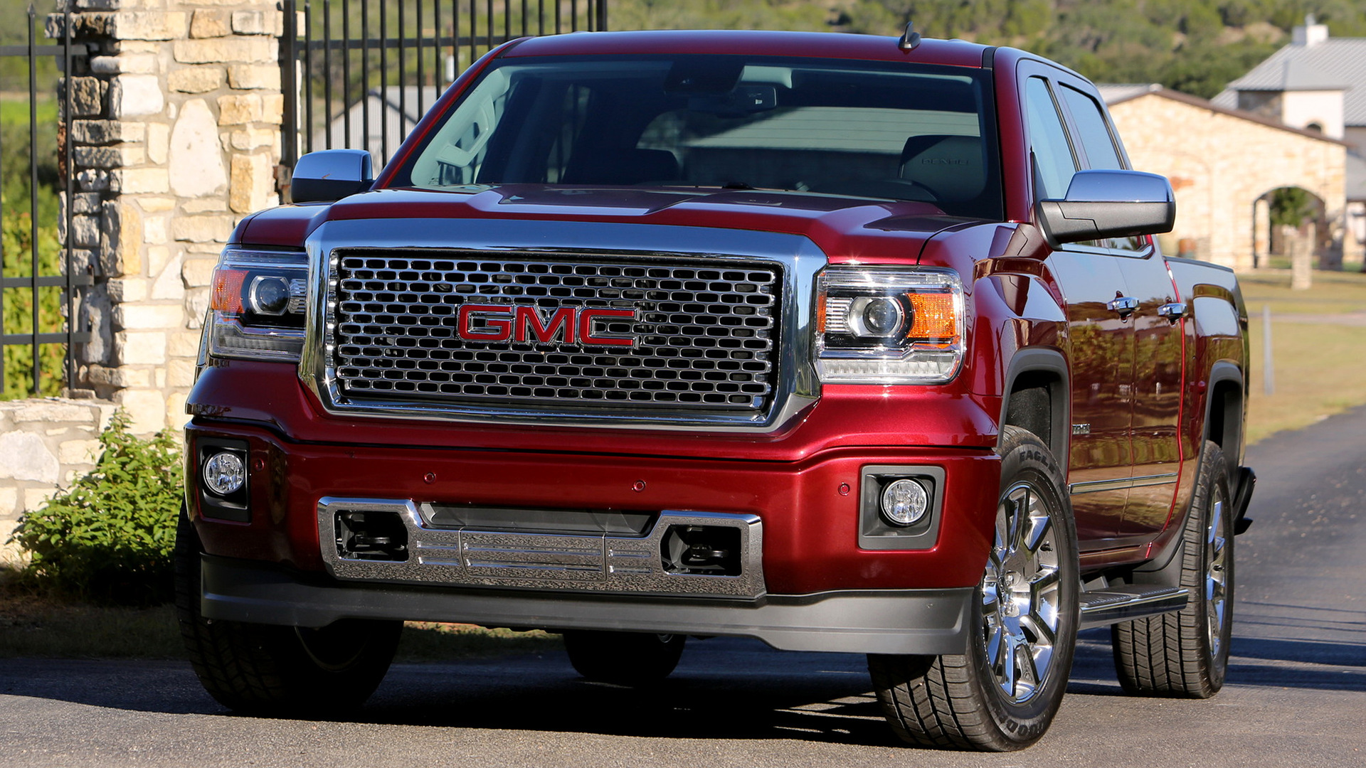 GMC Sierra Denali 1500 Crew Cab (2014) Wallpapers and HD ...
