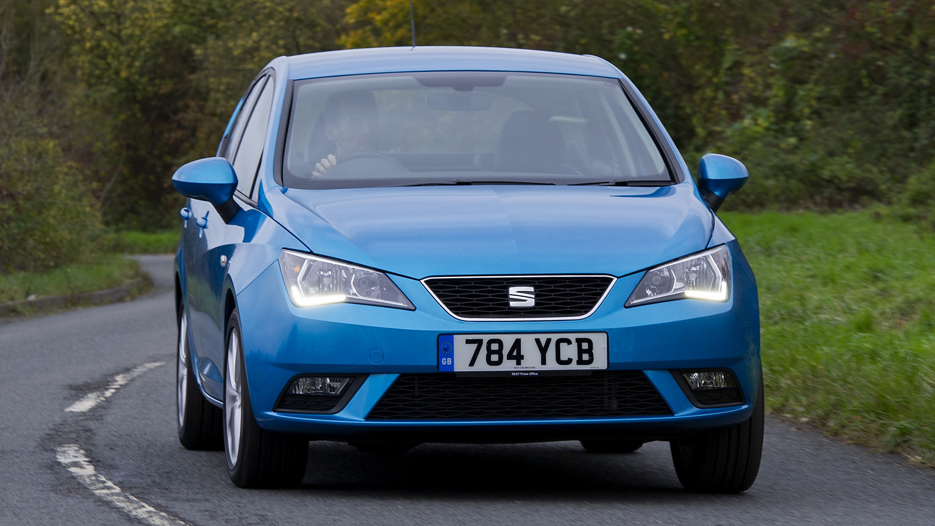 seat ibiza 2015 uk wallpapers and hd images car pixel. Black Bedroom Furniture Sets. Home Design Ideas