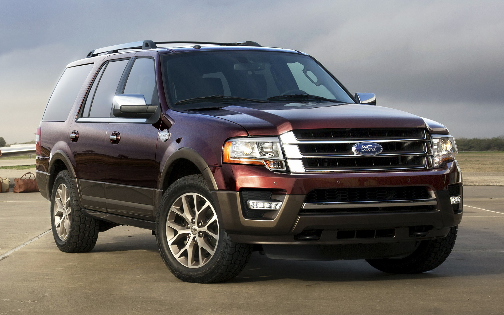 Ford Expedition King Ranch (2015) Wallpapers and HD Images ...