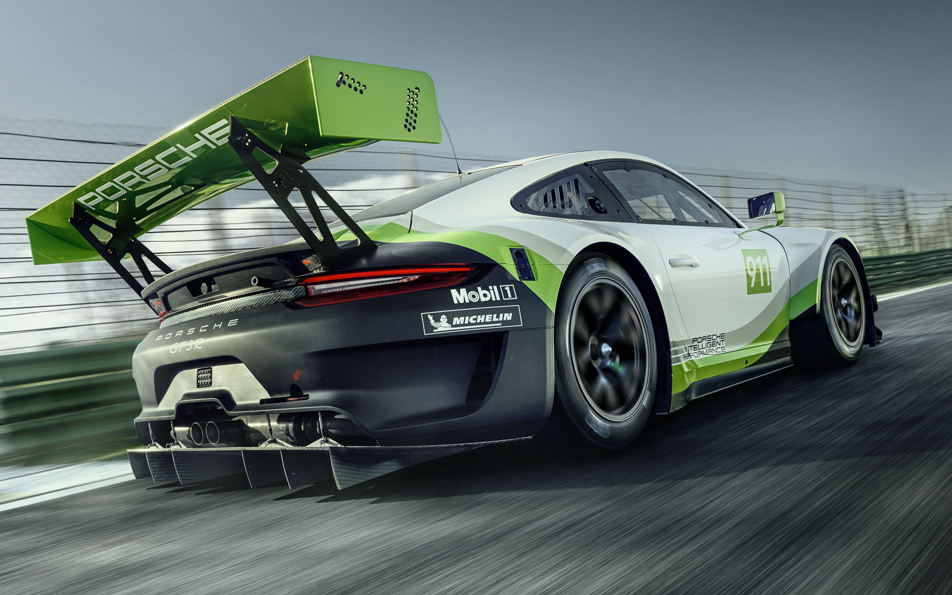 2018 Porsche 911 Gt3 R Wallpapers And Hd Images Car Pixel