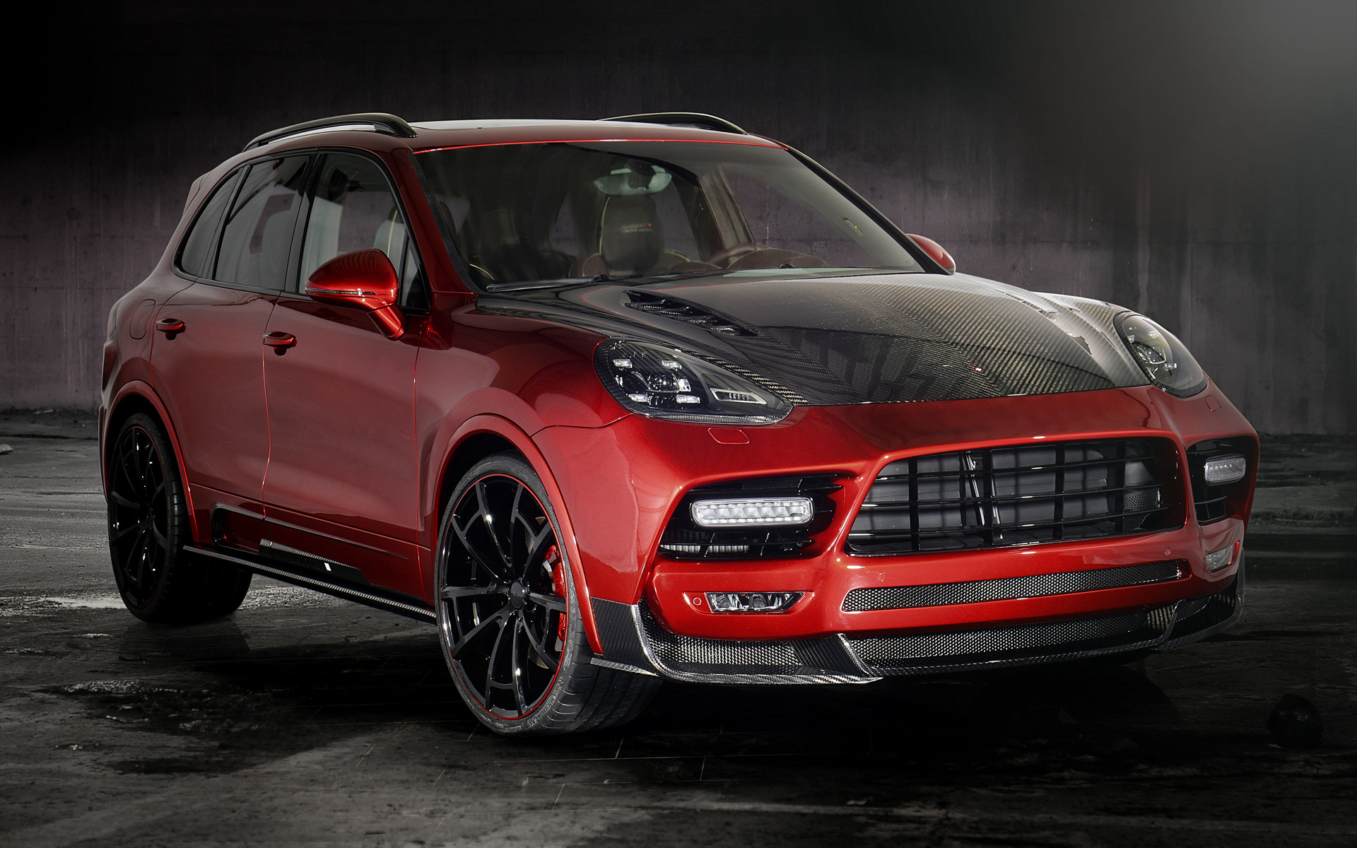 Porsche Cayenne Turbo By Mansory 2015 Wallpapers And Hd