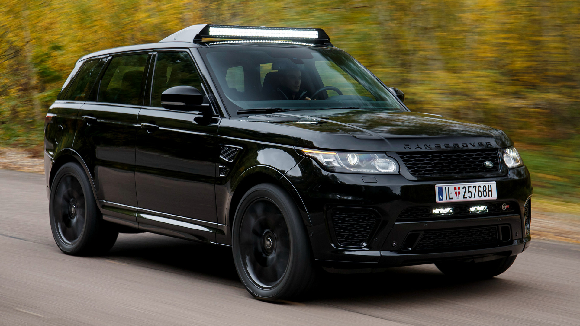 Range Rover Sport Svr 007 Spectre 2015 Wallpapers And Hd