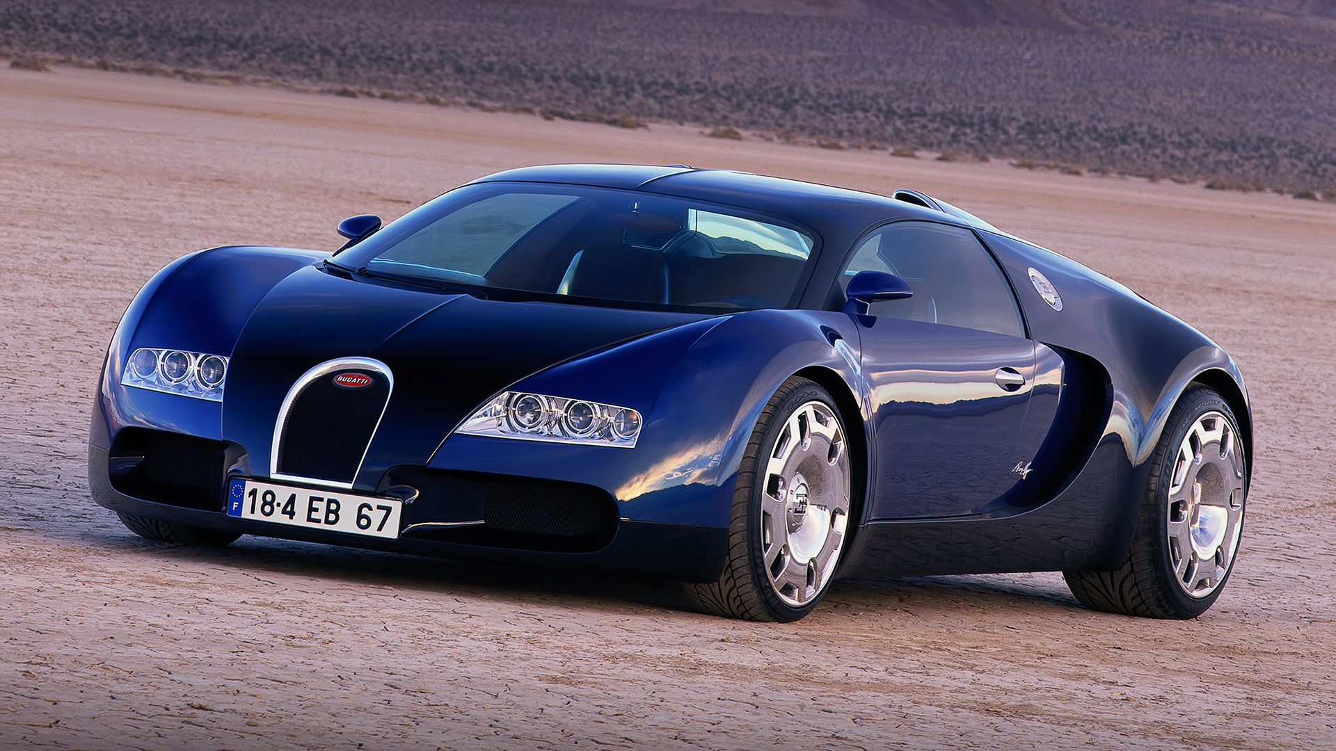 bugatti eb 18 4 veyron concept 1999 wallpapers and hd images car pixel. Black Bedroom Furniture Sets. Home Design Ideas