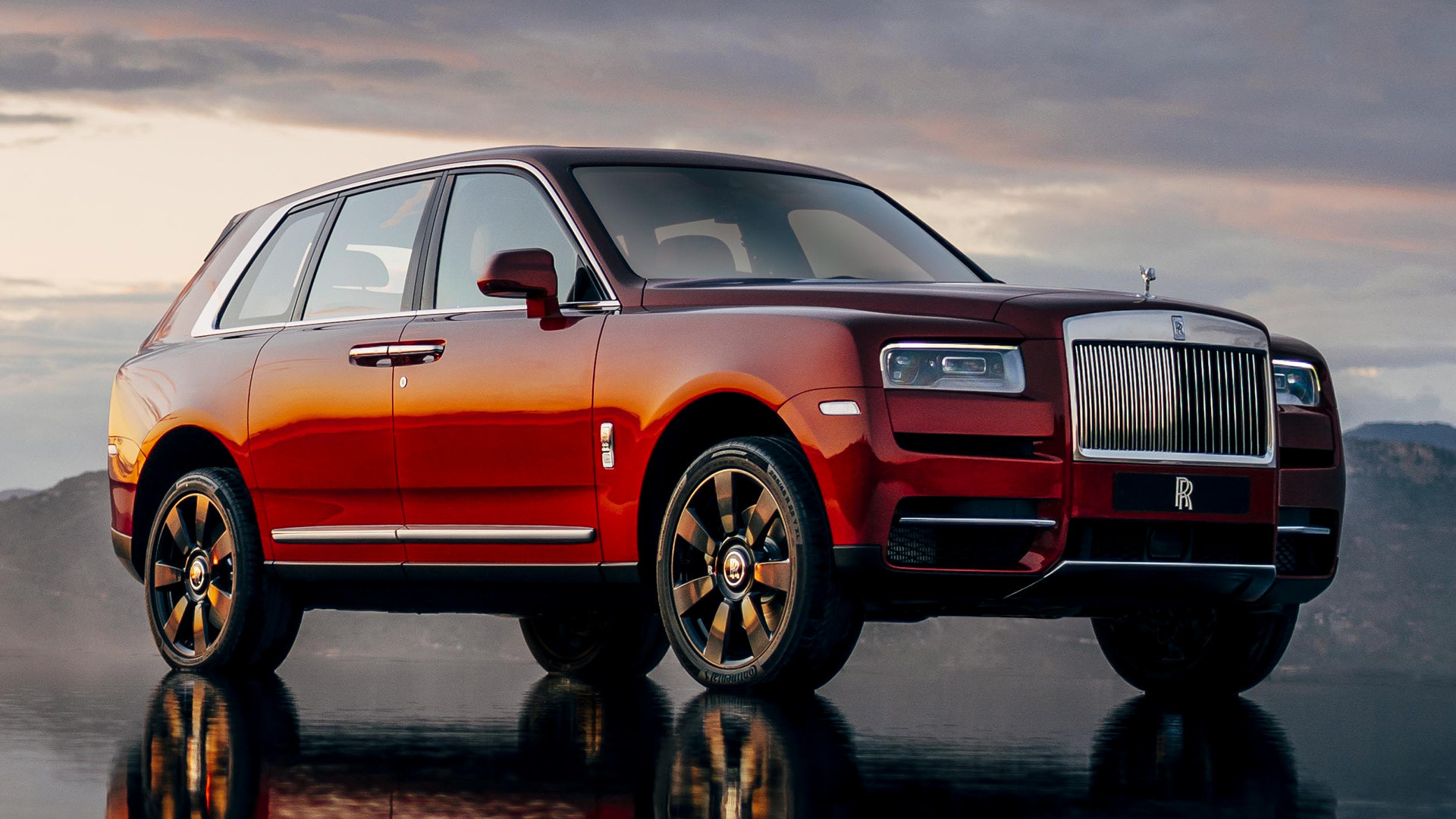 2018 Rolls-Royce Cullinan - Wallpapers And HD Images