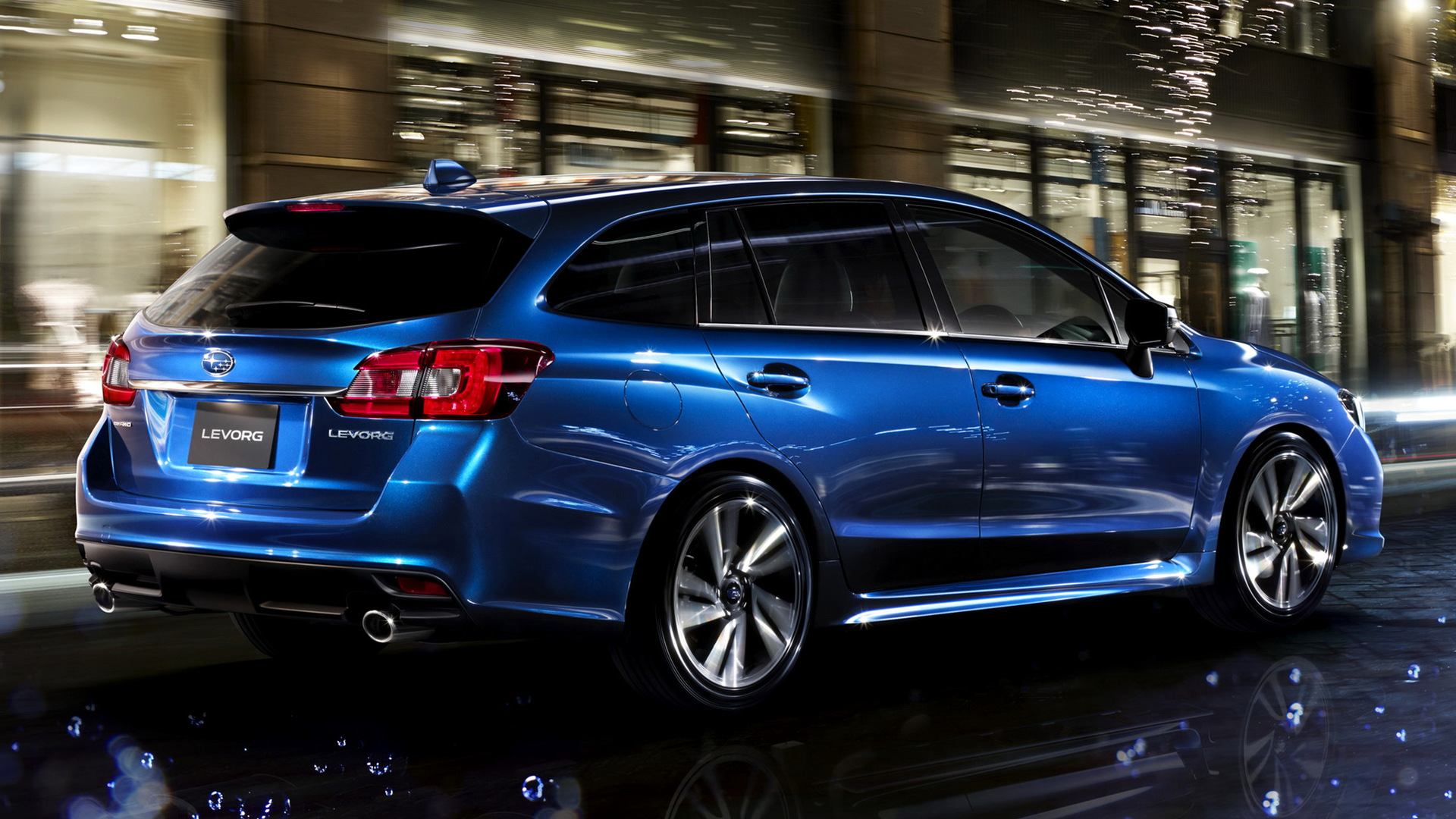 Subaru Levorg (2013) Wallpapers and HD Images - Car Pixel