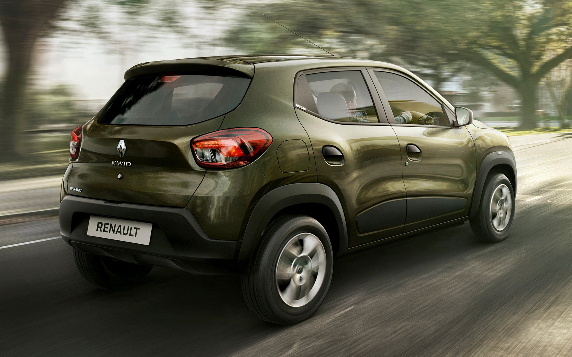 Renault Kwid 2015 Wallpapers And Hd Images Car Pixel