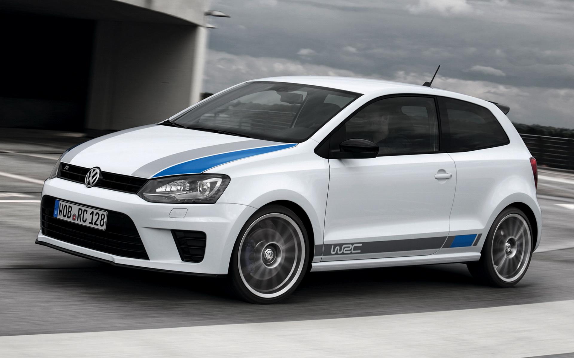 Volkswagen Polo R WRC Street 3 door 2013 Wallpapers and HD Images