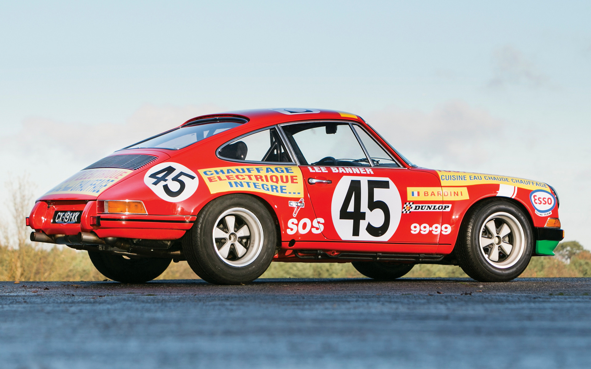 Porsche 911 S Rally Car 1969 Wallpapers And Hd Images
