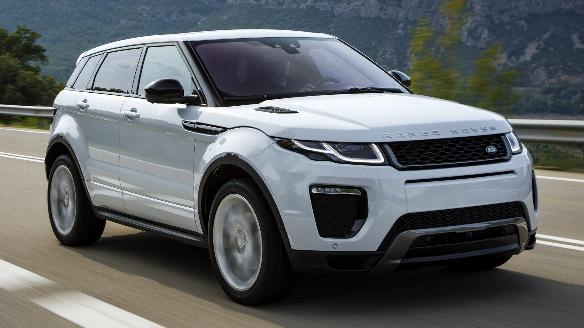 range rover evoque hse dynamic 2015 wallpapers and hd images car pixel. Black Bedroom Furniture Sets. Home Design Ideas
