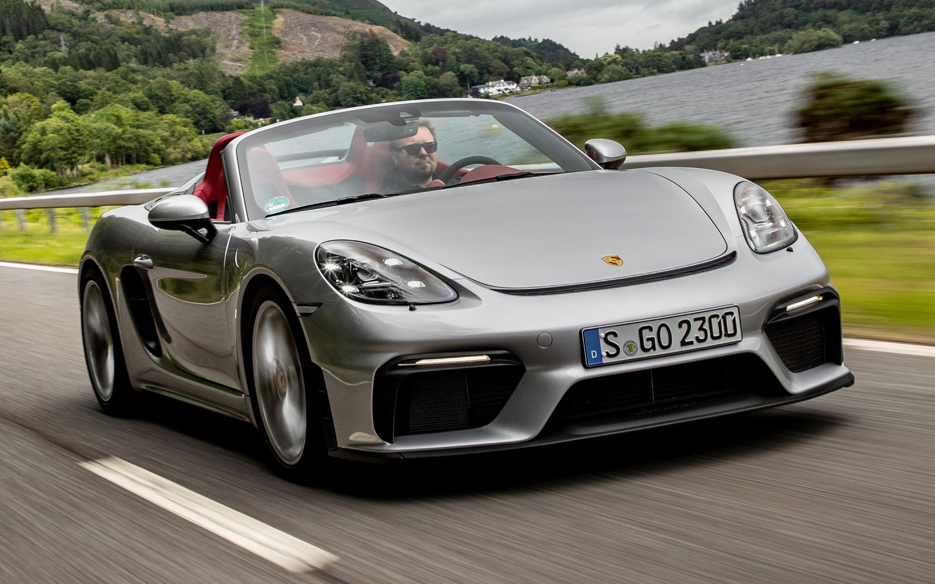 2019 Porsche 718 Spyder Wallpapers And Hd Images Car Pixel