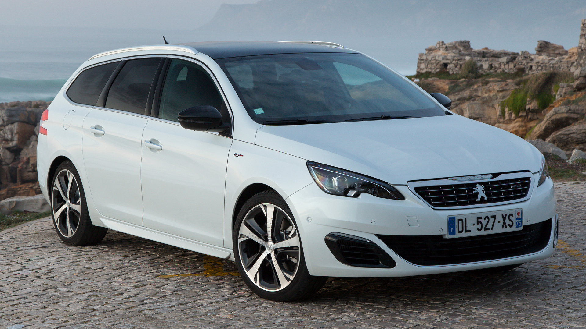 peugeot 308 gt sw 2014 wallpapers and hd images car pixel. Black Bedroom Furniture Sets. Home Design Ideas