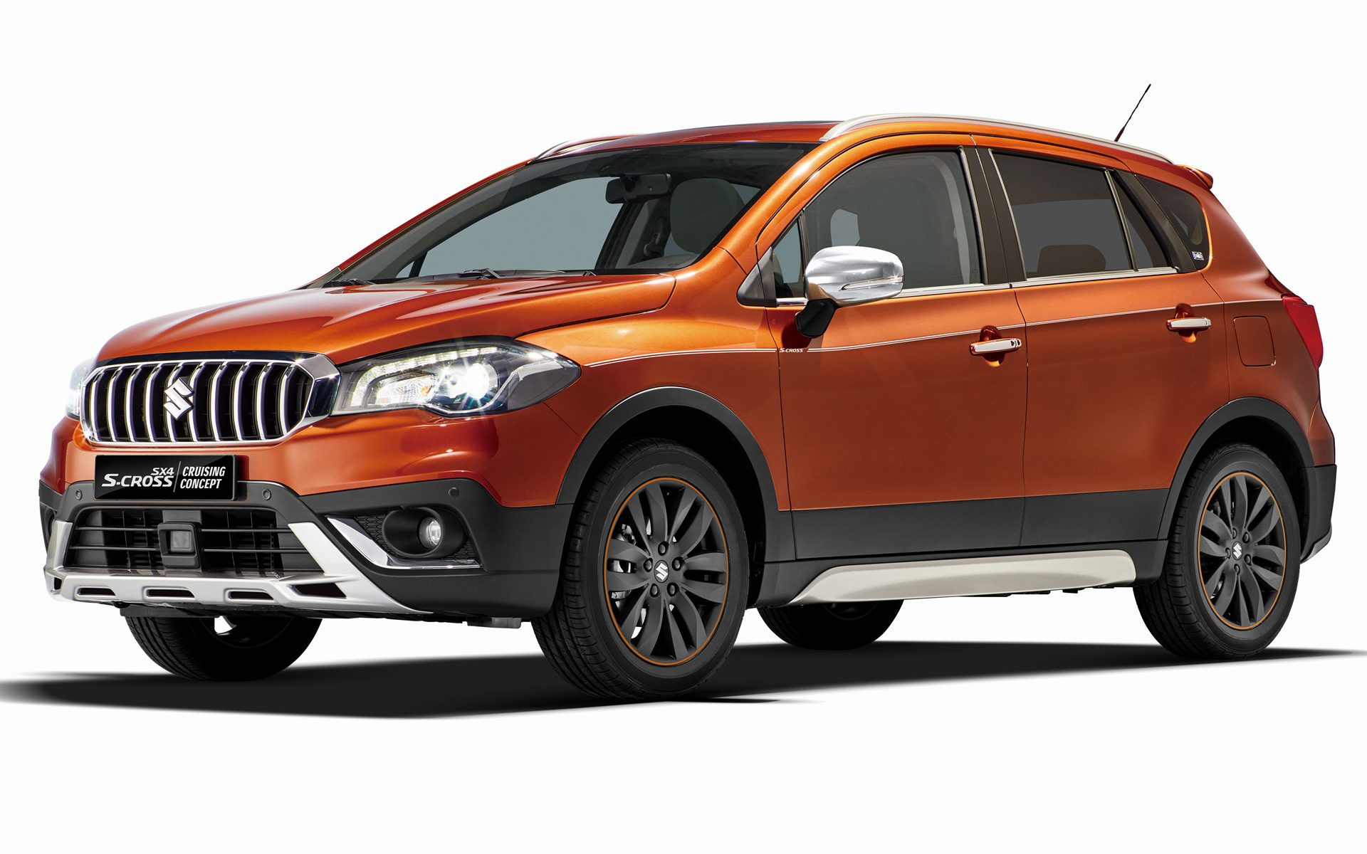 2016 suzuki sx4 s cross cruising concept wallpapers and. Black Bedroom Furniture Sets. Home Design Ideas