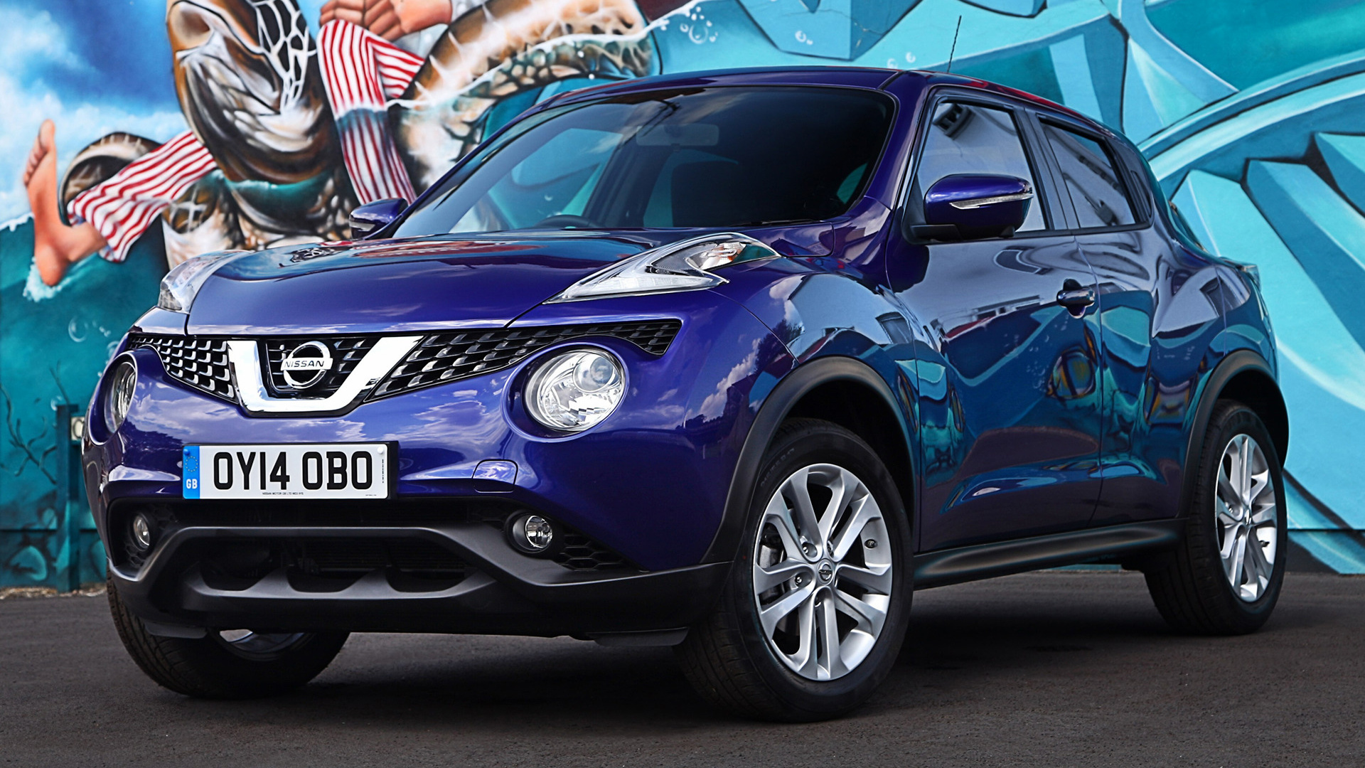 2014 Nissan Juke Uk Wallpapers And Hd Images Car Pixel