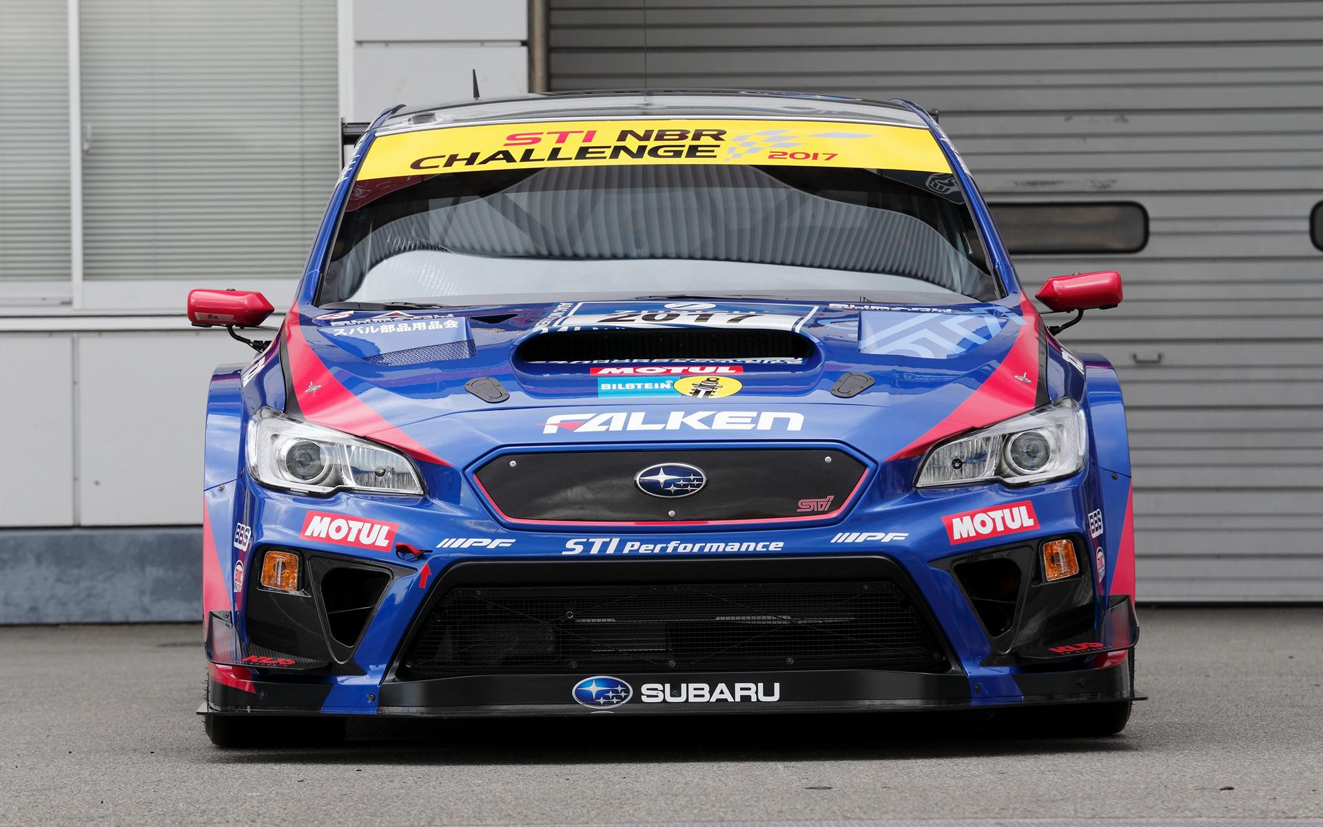 2017 Subaru Wrx Sti Race Car Wallpapers And Hd Images Car Pixel