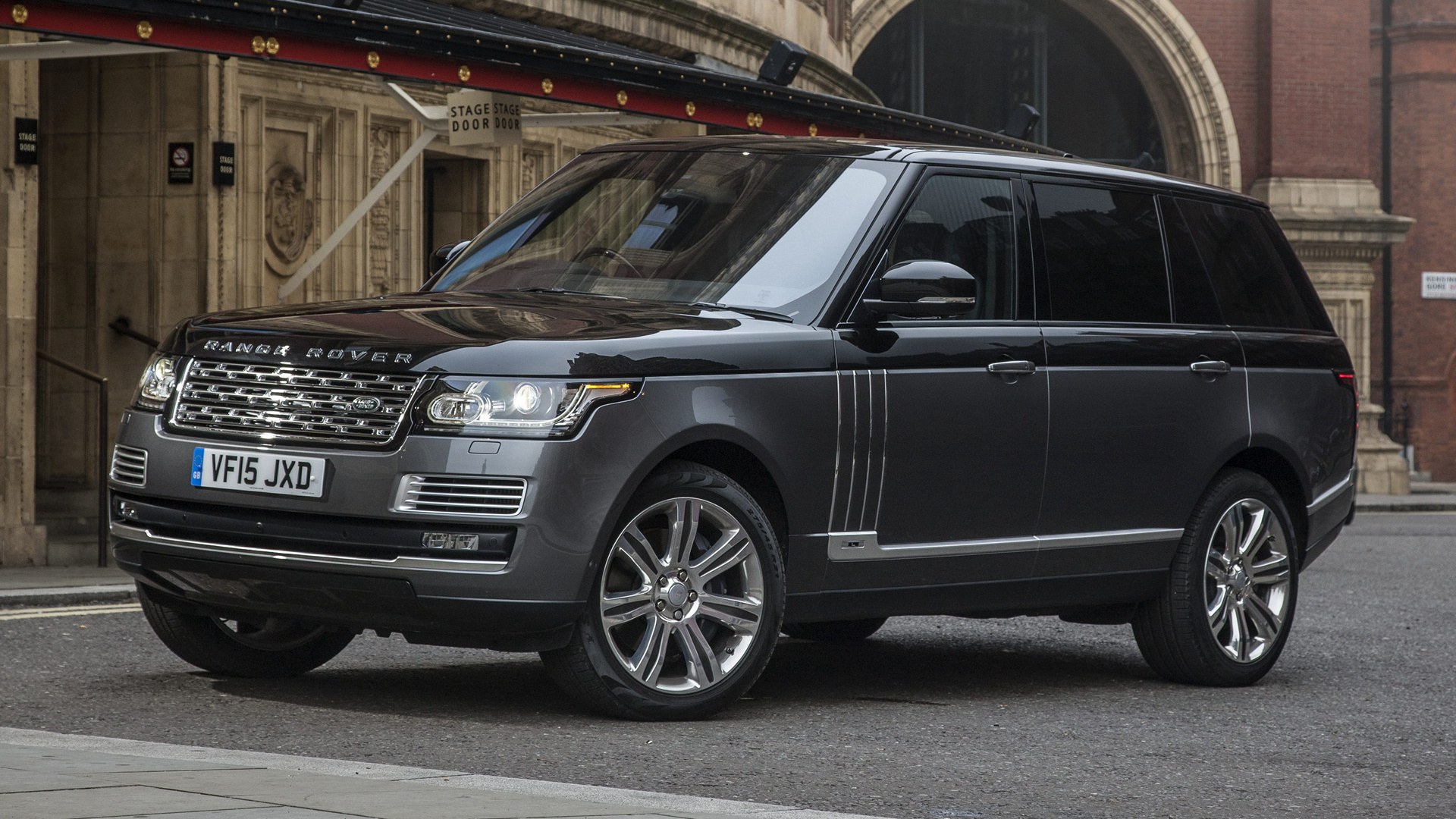 range rover svautobiography lwb 2015 uk wallpapers and hd images car pixel. Black Bedroom Furniture Sets. Home Design Ideas