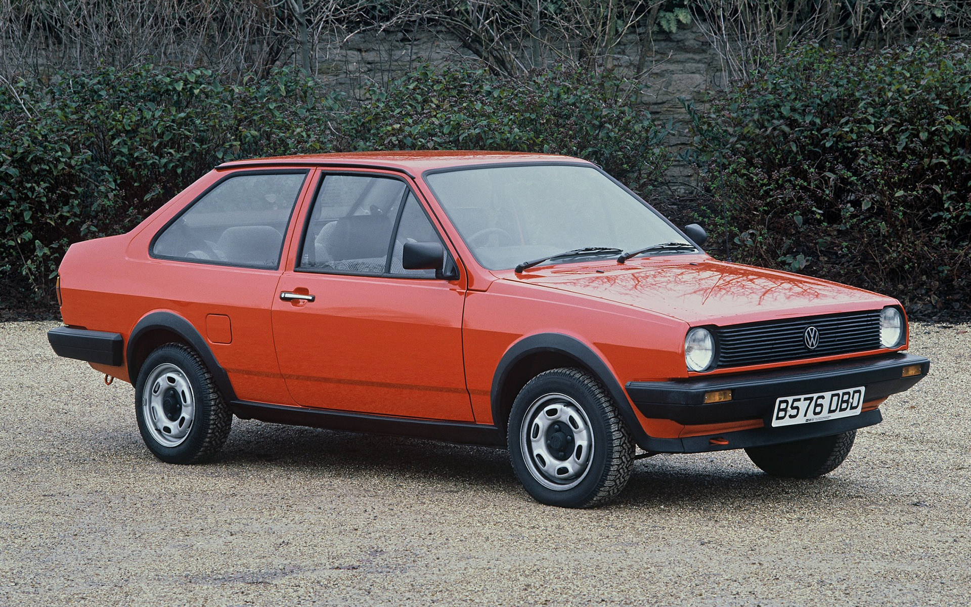 Volkswagen Polo Classic (1985) Wallpapers and HD Images ...