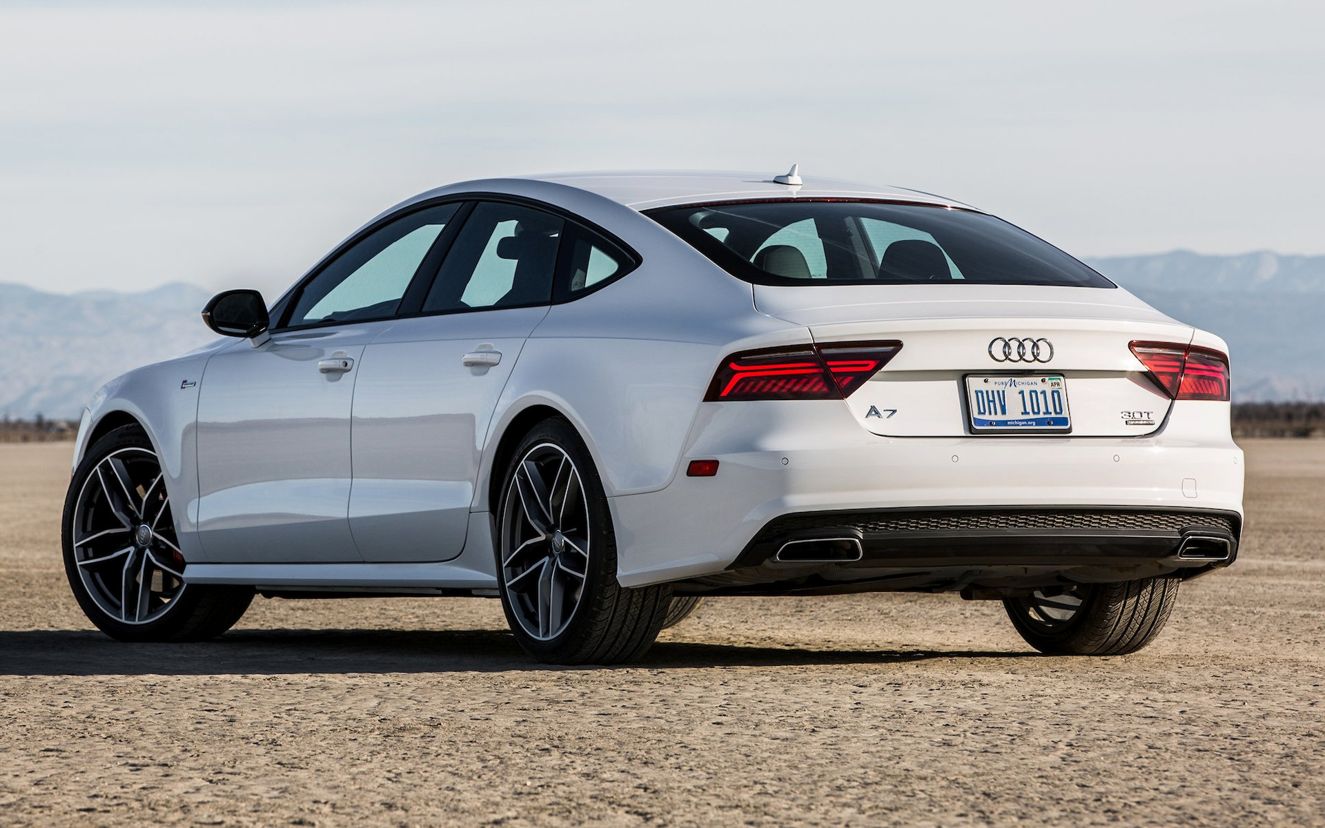 2017 Audi A7 Sportback Competition (US) - Wallpapers and ...