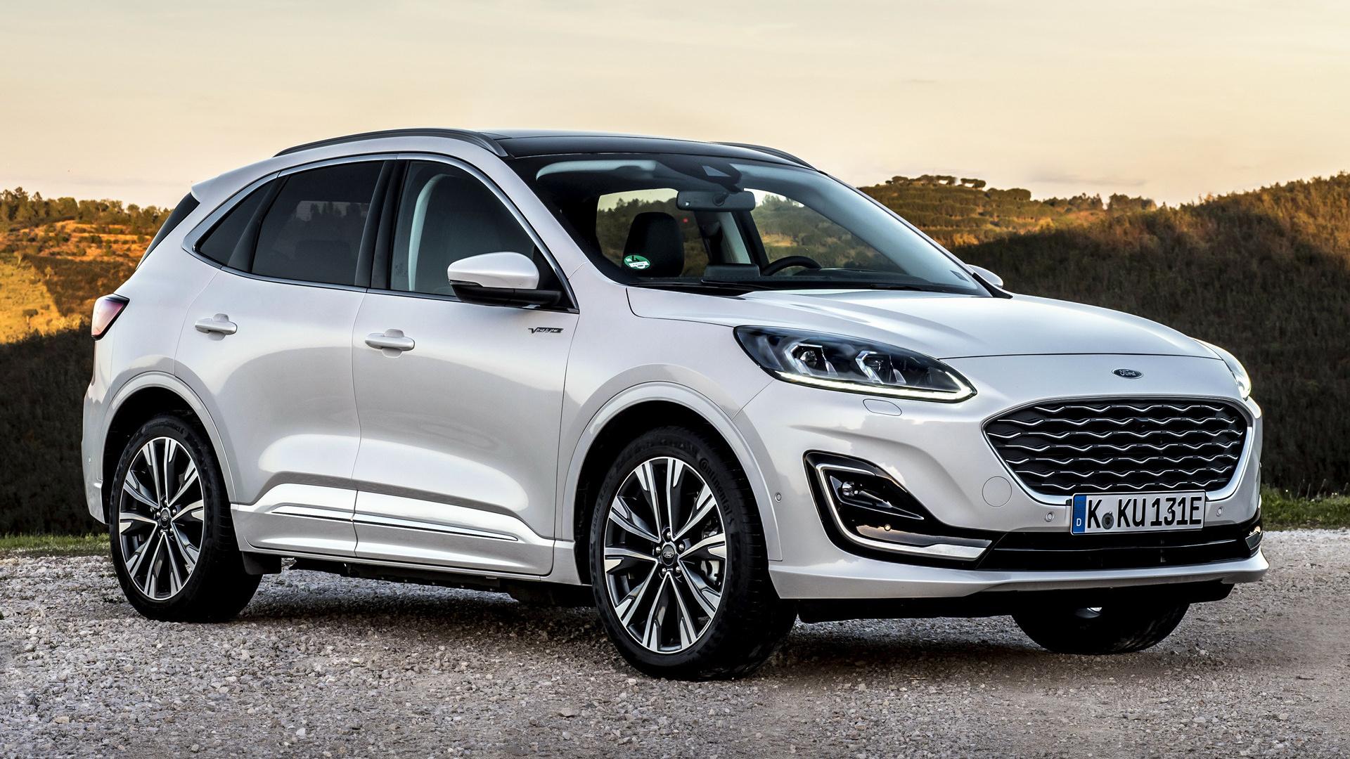 2020 Ford Kuga Vignale Plug-In Hybrid - Fonds d'écran et ...