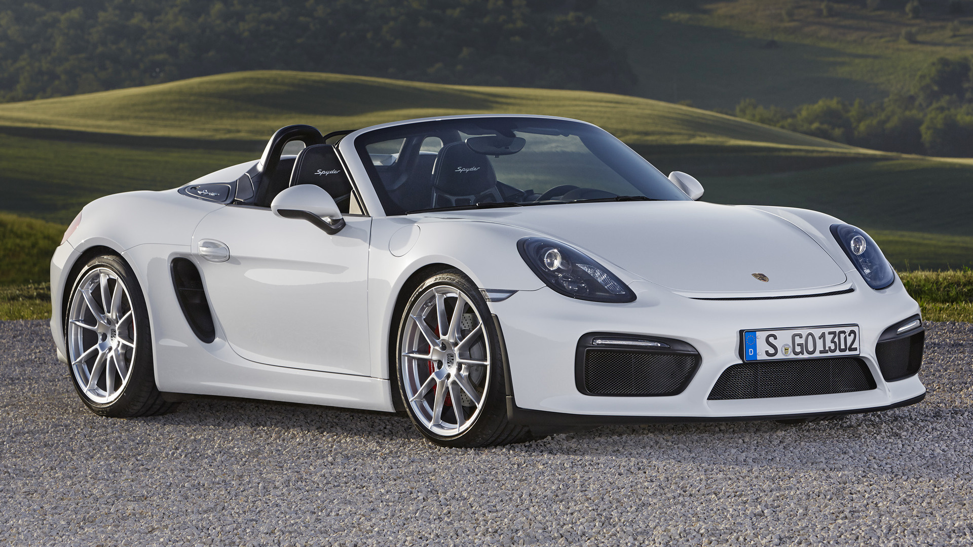 2015 Porsche Boxster Spyder Wallpapers And Hd Images