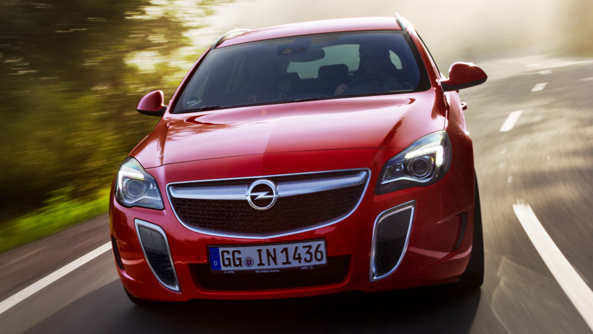 2013 Opel Insignia OPC Sports Tourer - Wallpapers and HD