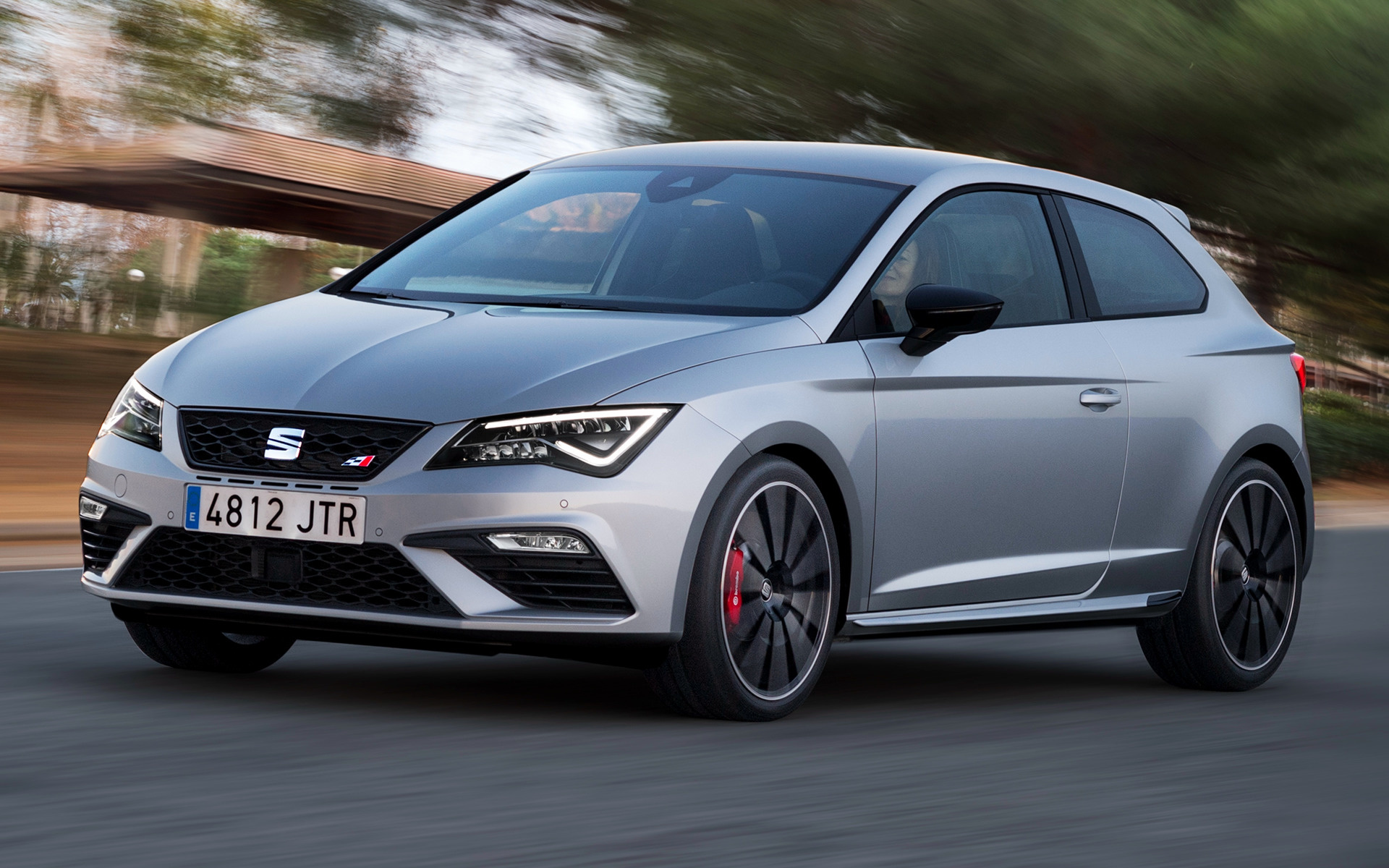 2017 Seat Leon Sc Cupra 300 Wallpapers And Hd Images Car