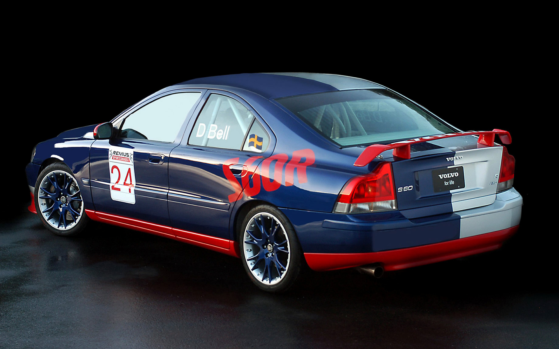 Volvo S60 R GT Racing (2004) Wallpapers and HD Images - Car Pixel