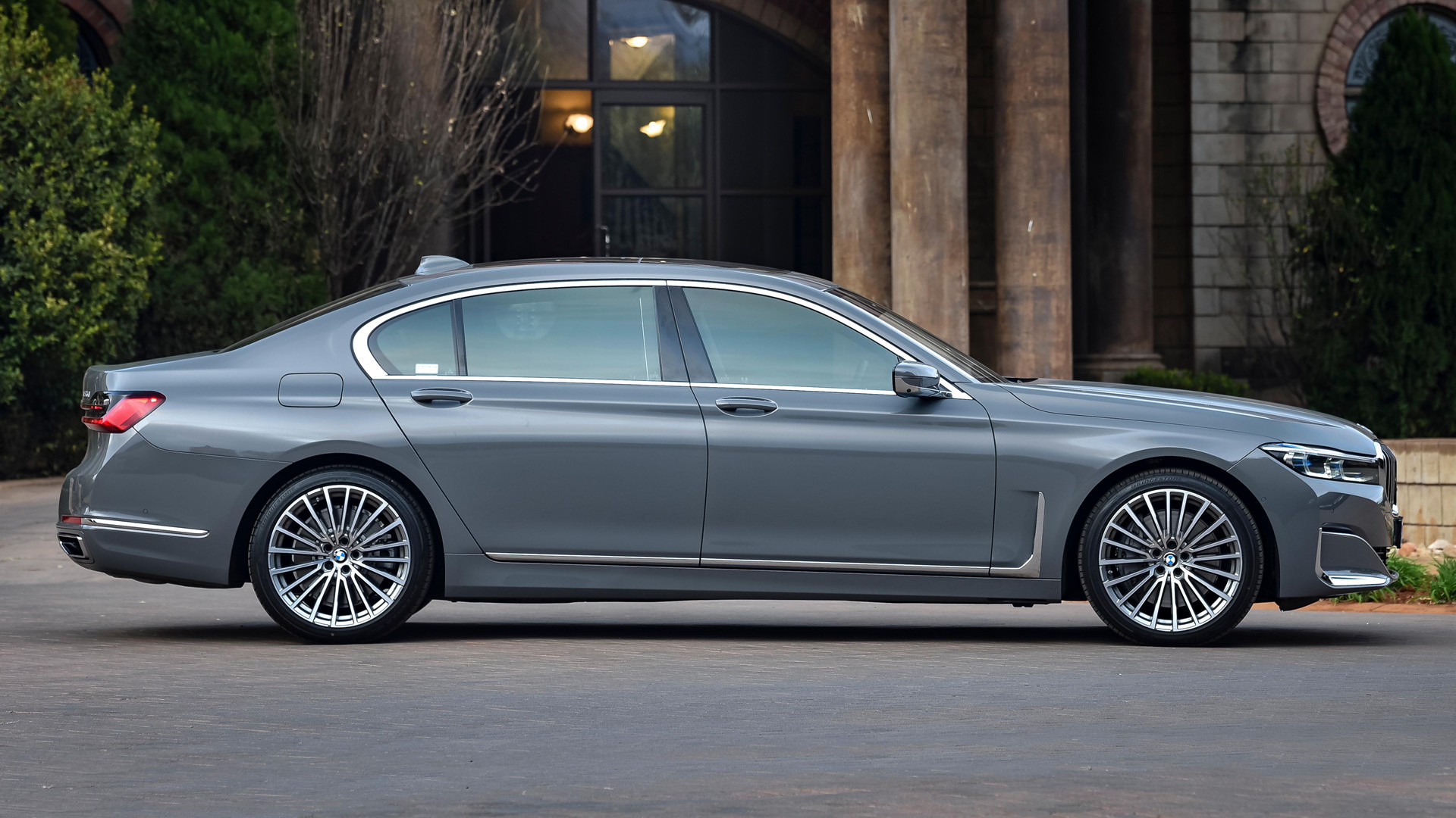 2019 BMW 7 Series LWB (ZA) - Wallpapers and HD Images ...