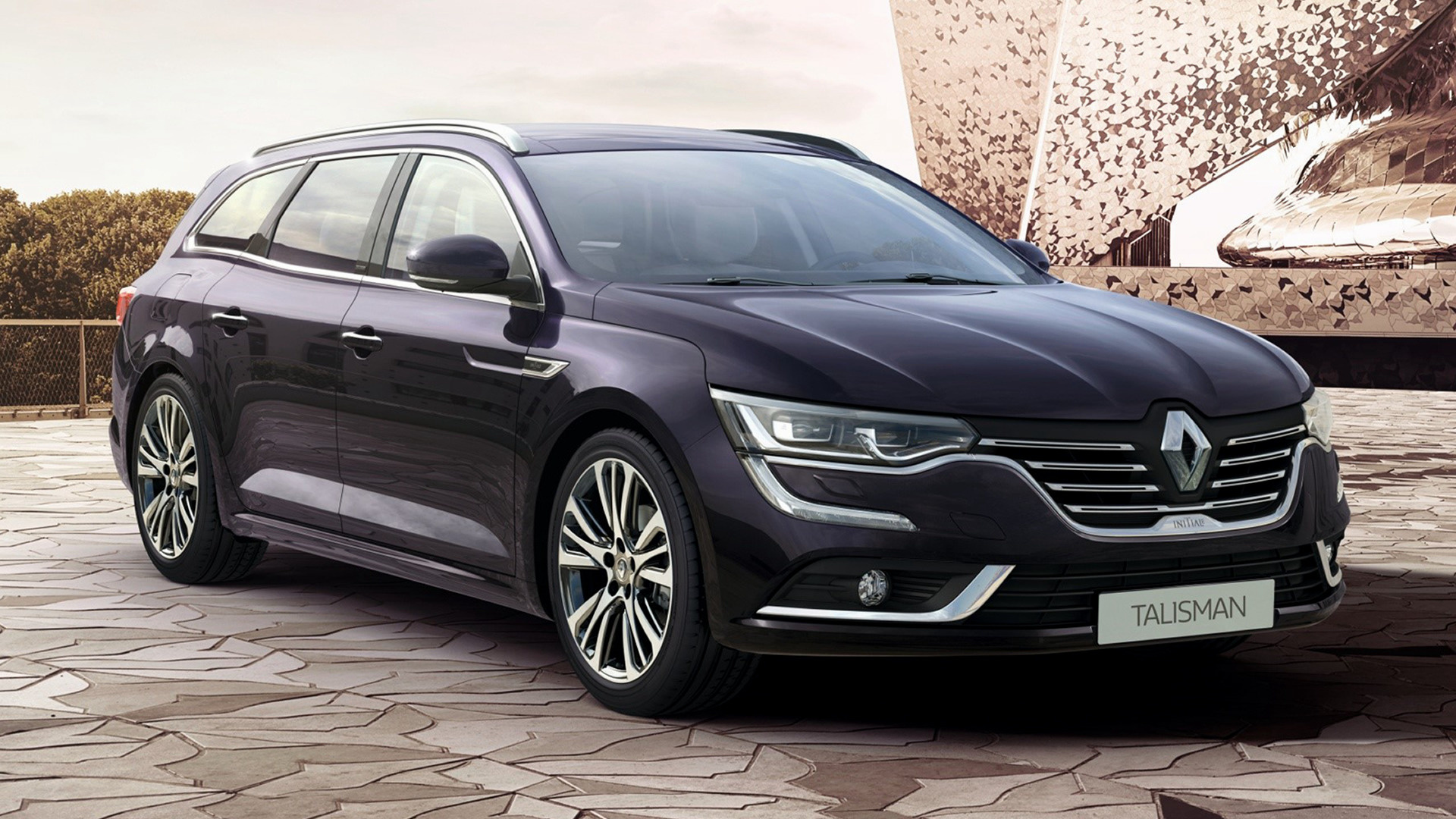 renault talisman estate initiale paris 2015 wallpapers and hd images car pixel. Black Bedroom Furniture Sets. Home Design Ideas