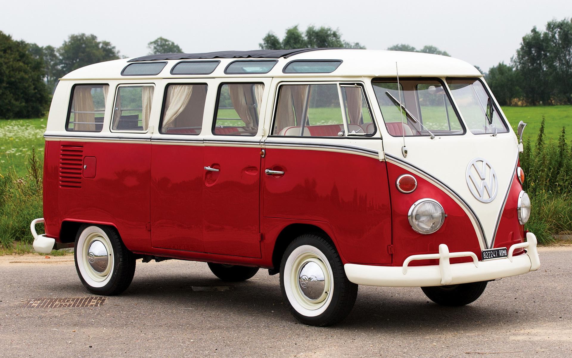 Volkswagen T1 Deluxe Microbus (1964) Wallpapers and HD Images - Car Pixel