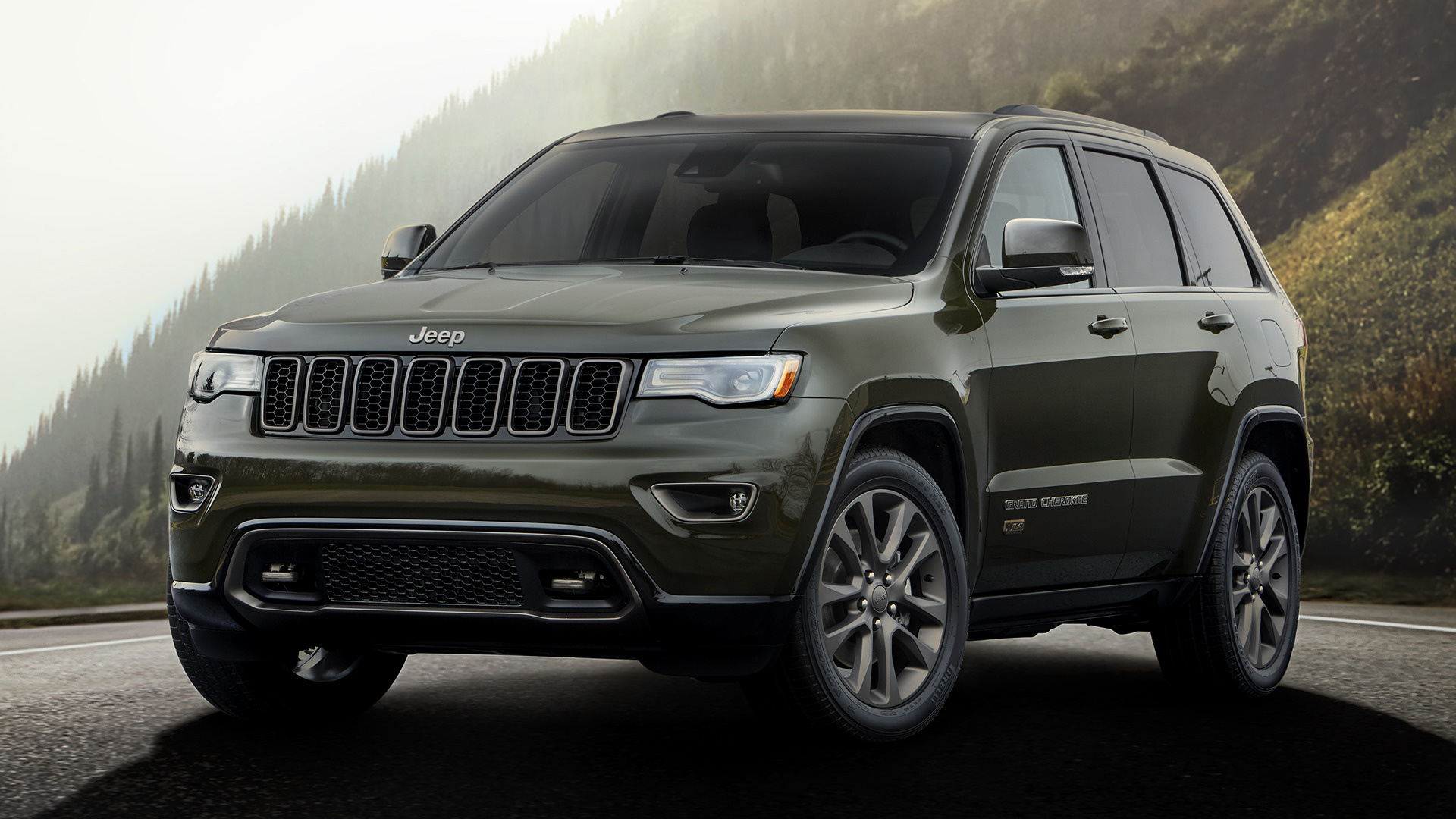 2016 Jeep Grand Cherokee 75th Anniversary   Wallpapers and ...