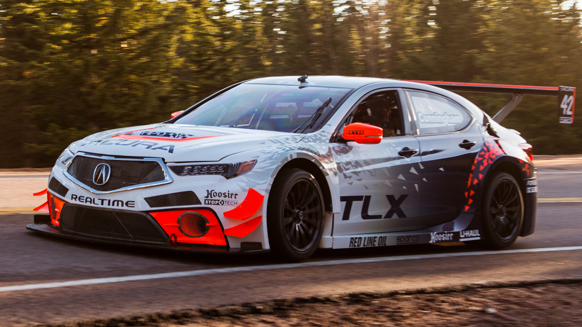 Acura TLX GT Race Car 2017 Wallpapers And HD Images