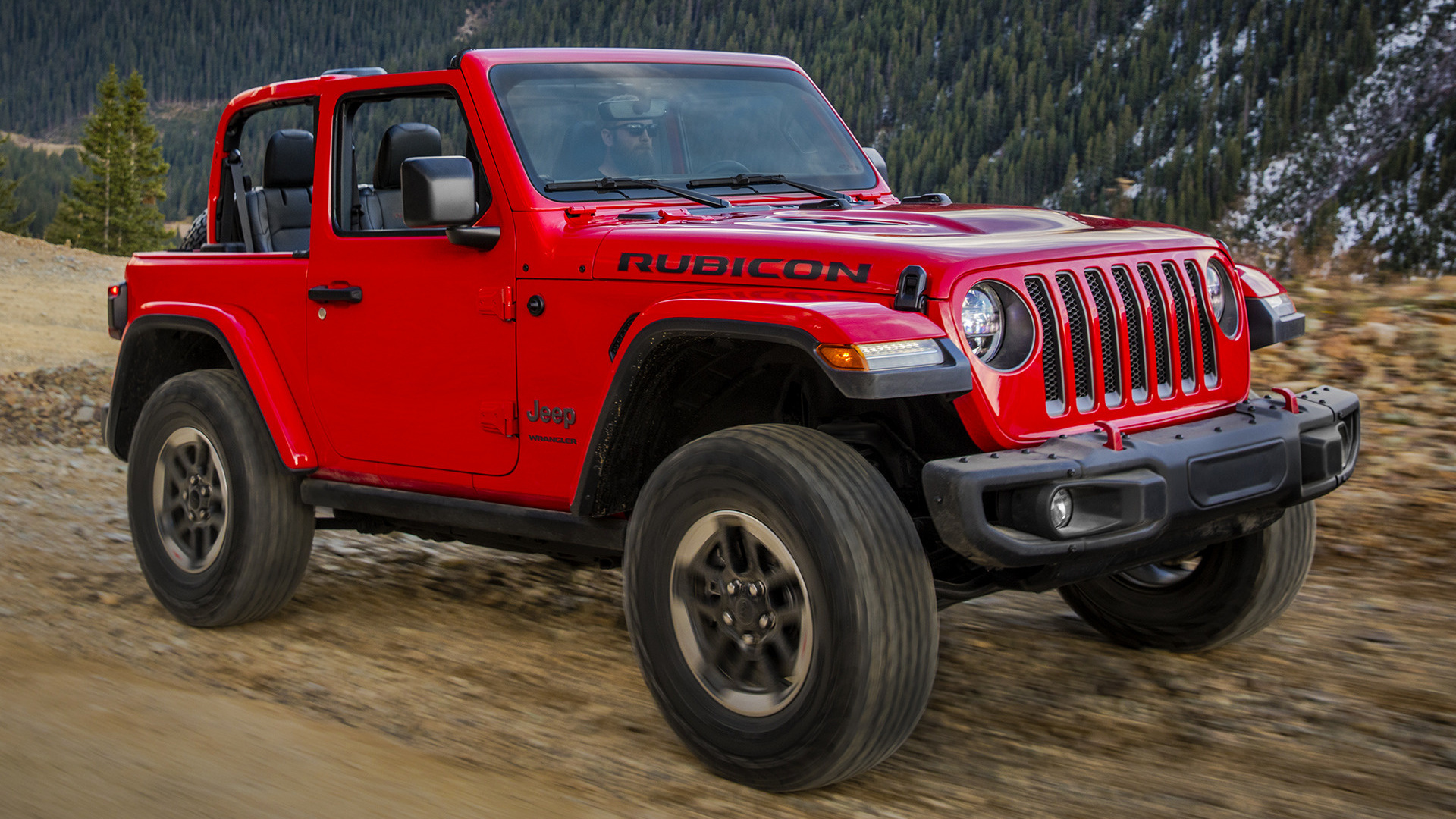 Jeep Car Images Hd: 2018 Jeep Wrangler Rubicon