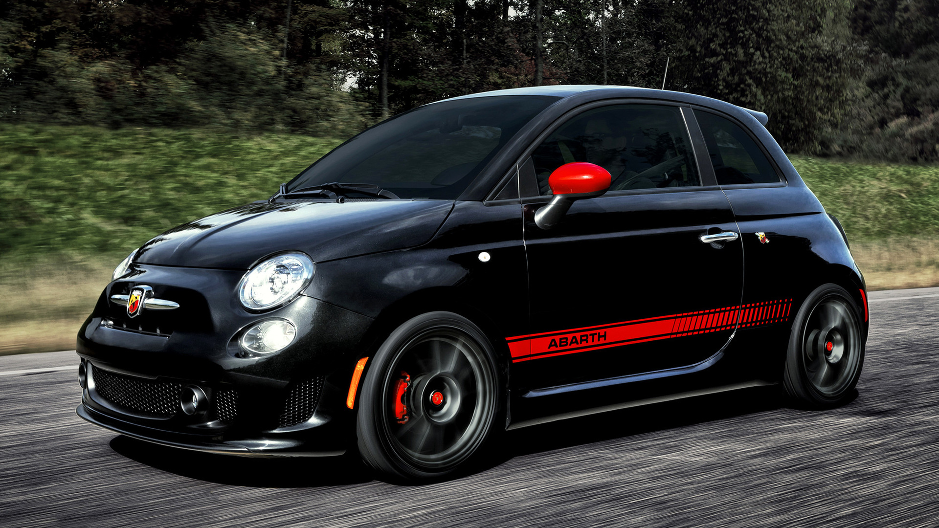 Fiat 500 Abarth 2012 US Wallpapers and HD Images  Car Pixel
