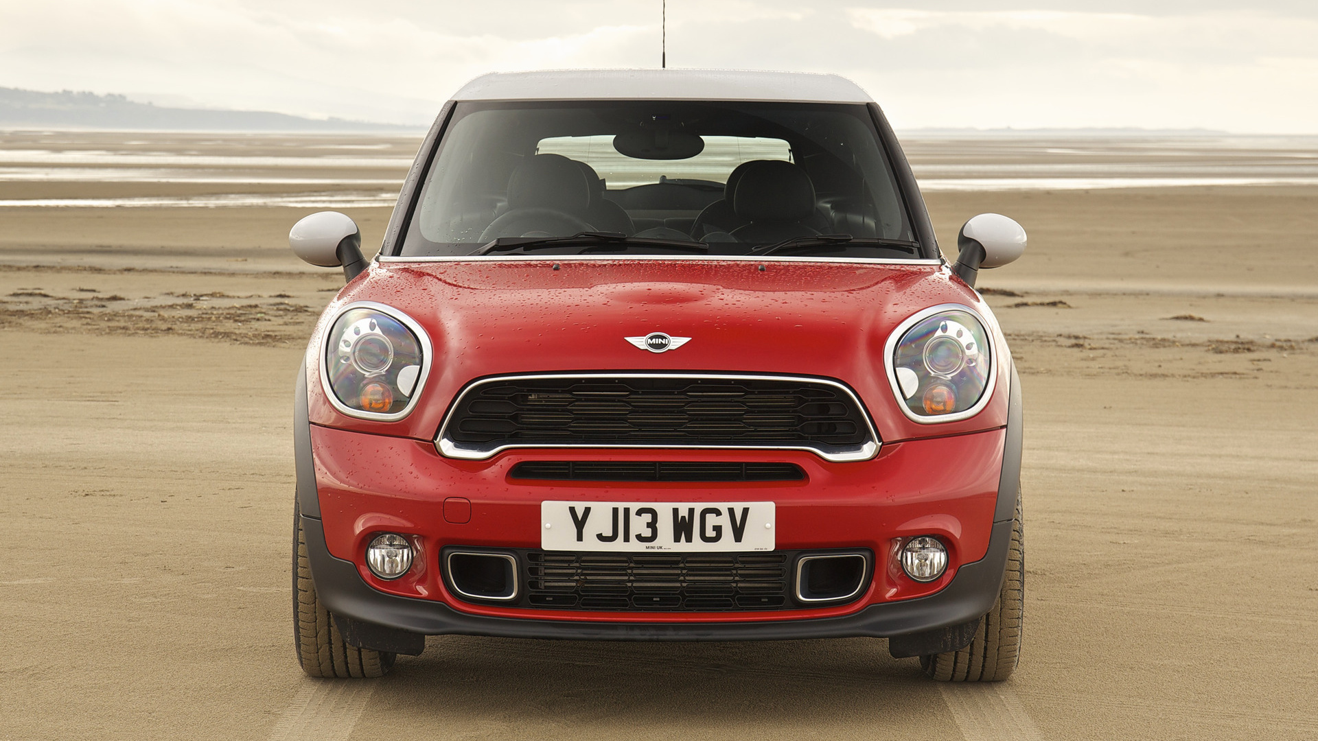 2013 mini cooper s paceman uk wallpapers and hd images car pixel. Black Bedroom Furniture Sets. Home Design Ideas