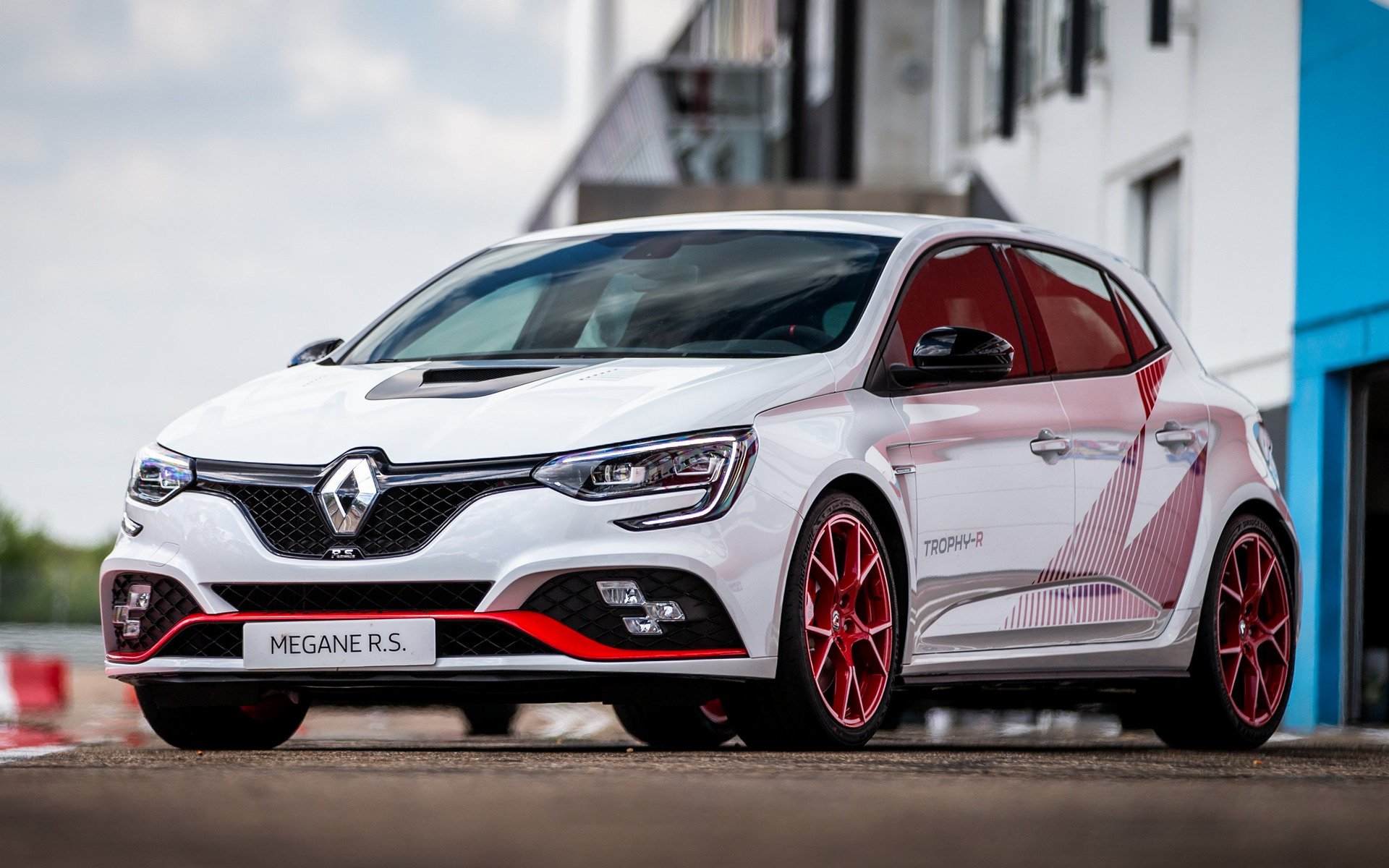 2019 Renault Megane RS Trophy-R - Wallpapers and HD Images ...