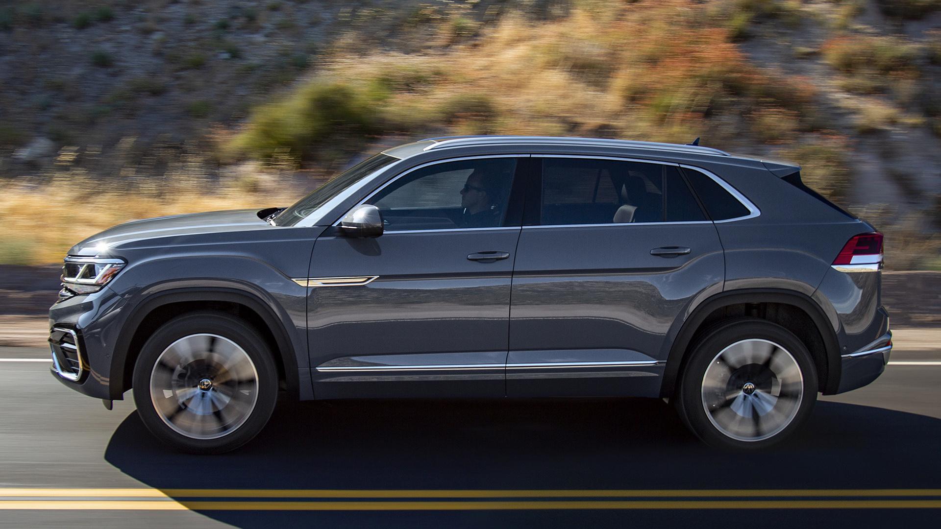 2020 Volkswagen Atlas Cross Sport R-Line - Wallpapers and ...