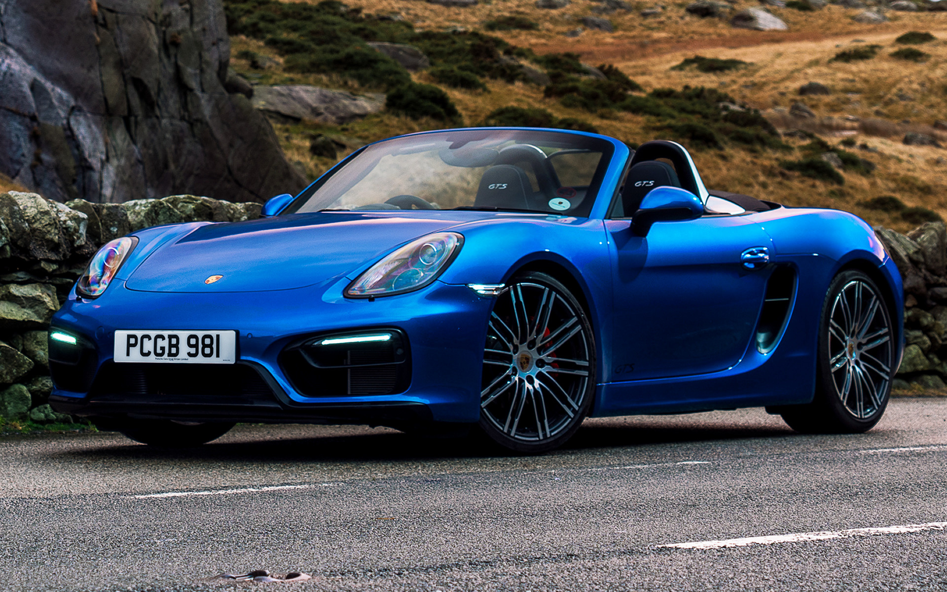 porsche boxster gts 2014 uk wallpapers and hd images car pixel