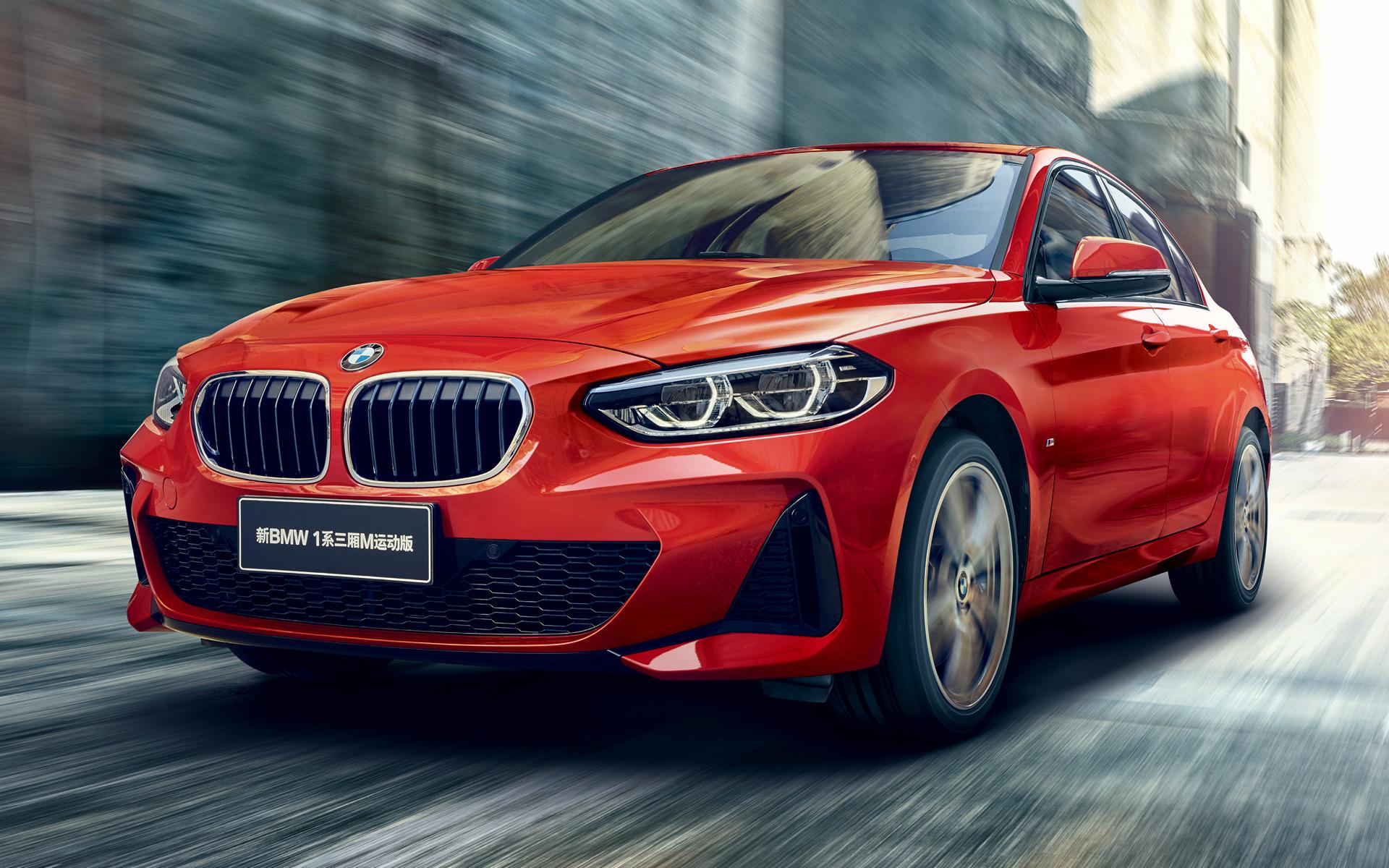 2019 BMW 1 Series Sedan M Sport (CN) - Wallpapers and HD ...