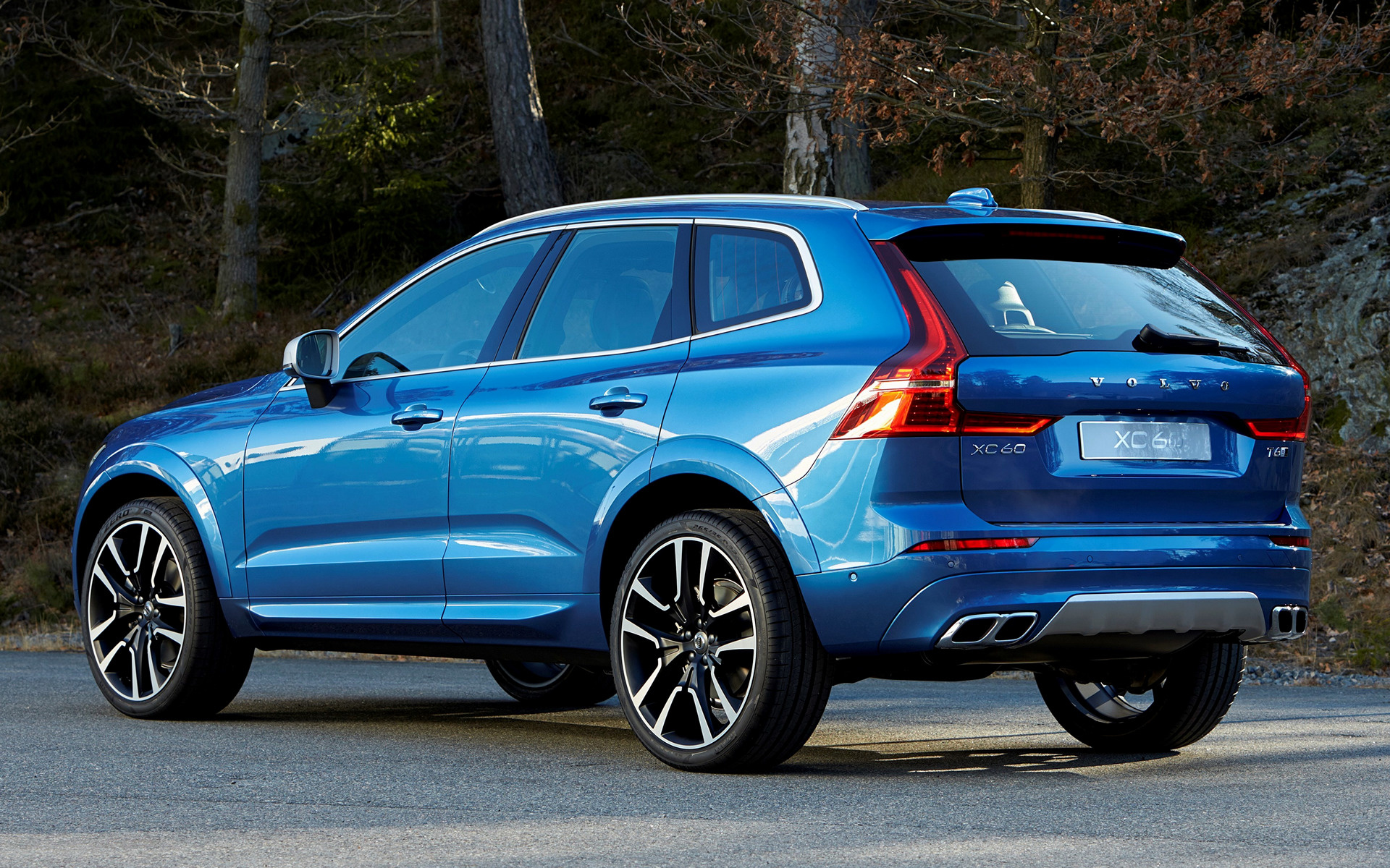 Volvo XC60 R-Design (2017) Wallpapers and HD Images - Car Pixel