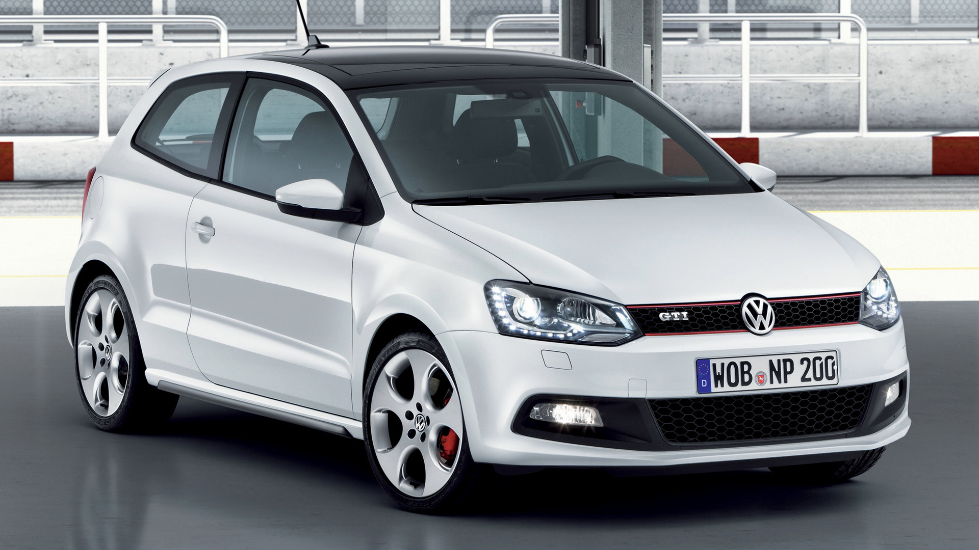 Volkswagen Polo Gti 3 Door 2010 Wallpapers And Hd Images