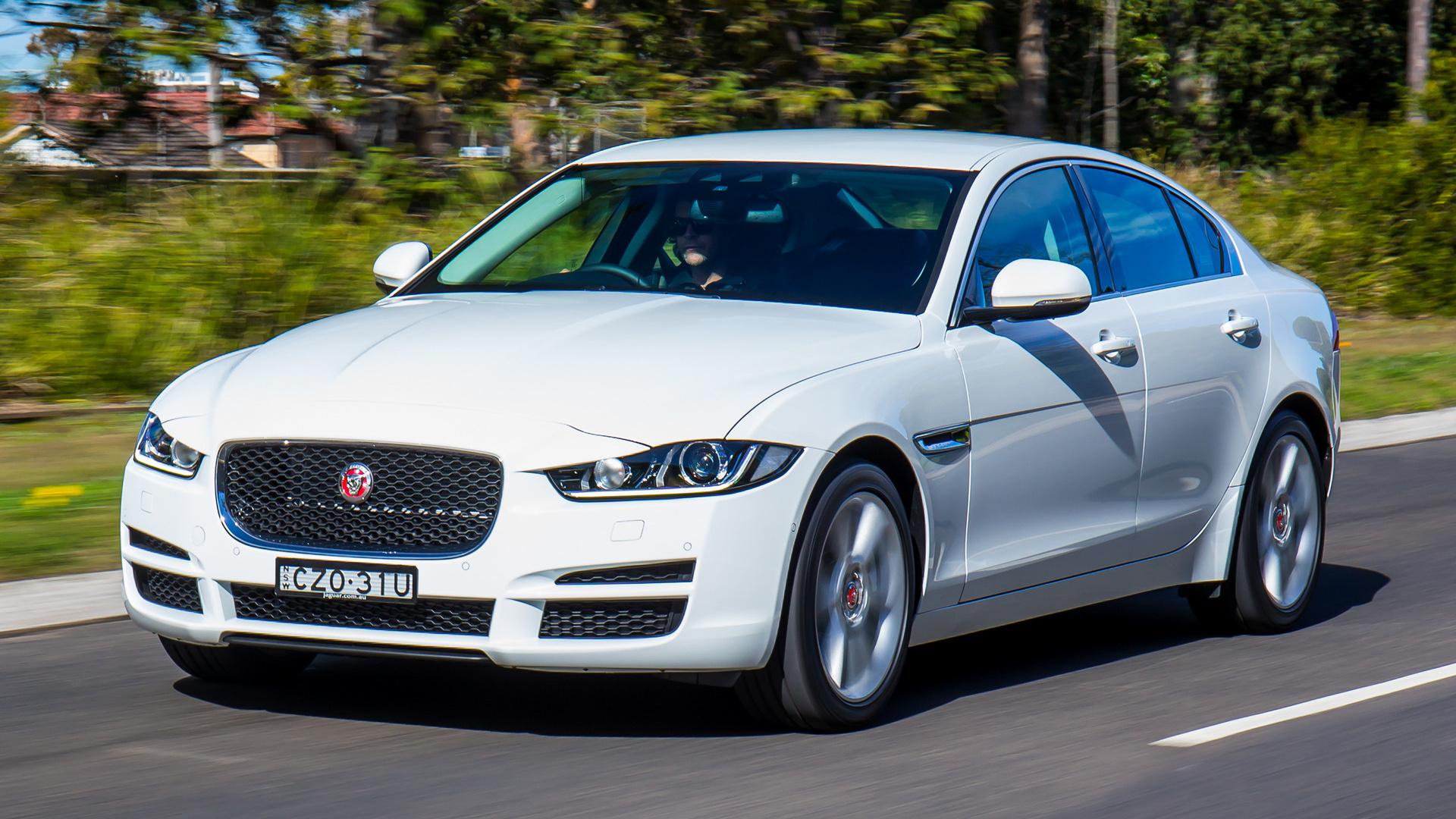 2015 Jaguar Xe  Au