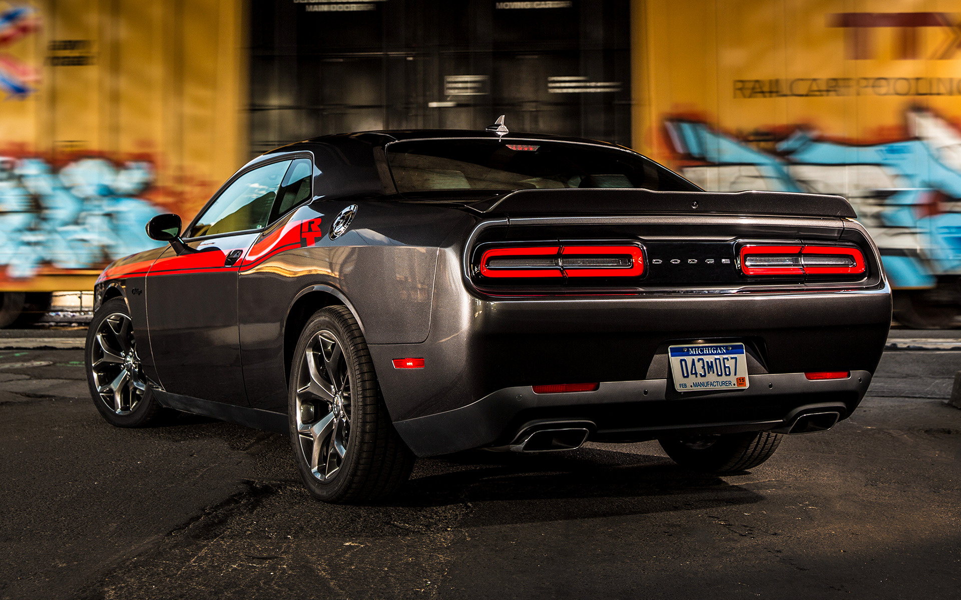 2015 Dodge Challenger R T Classic Wallpapers And Hd