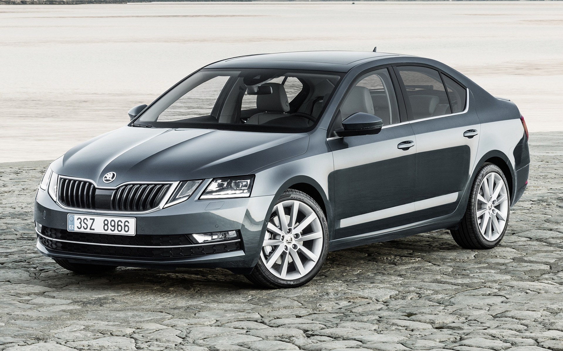 2017 Skoda Octavia Wallpapers And Hd Images Car Pixel