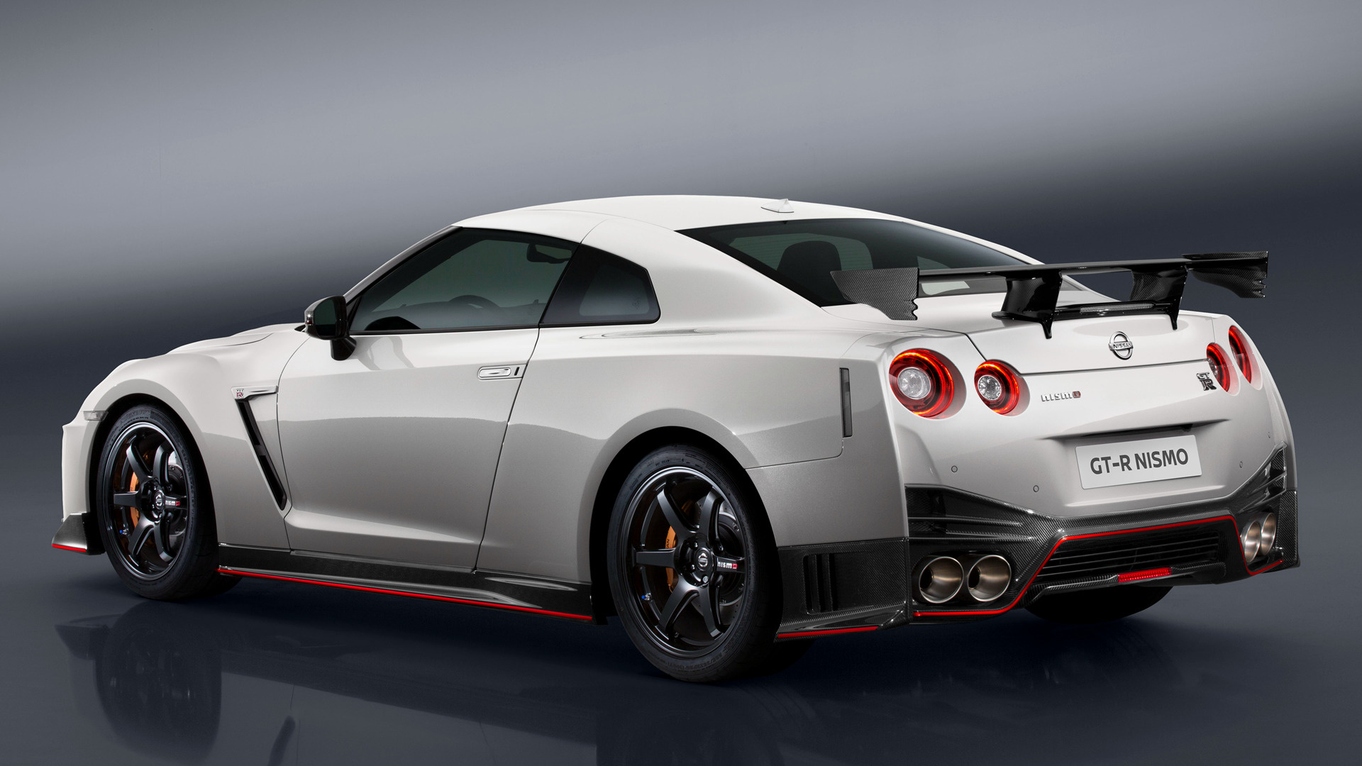 2017 Nissan Gt R Nismo Wallpapers Hd Images: 2016 Nissan GT-R Nismo - Wallpapers And HD Images