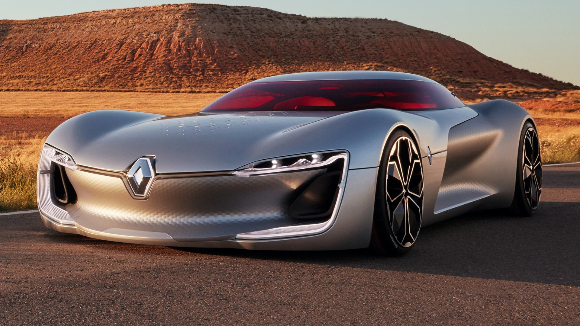2016 Renault Trezor Concept - Wallpapers and HD Images ...