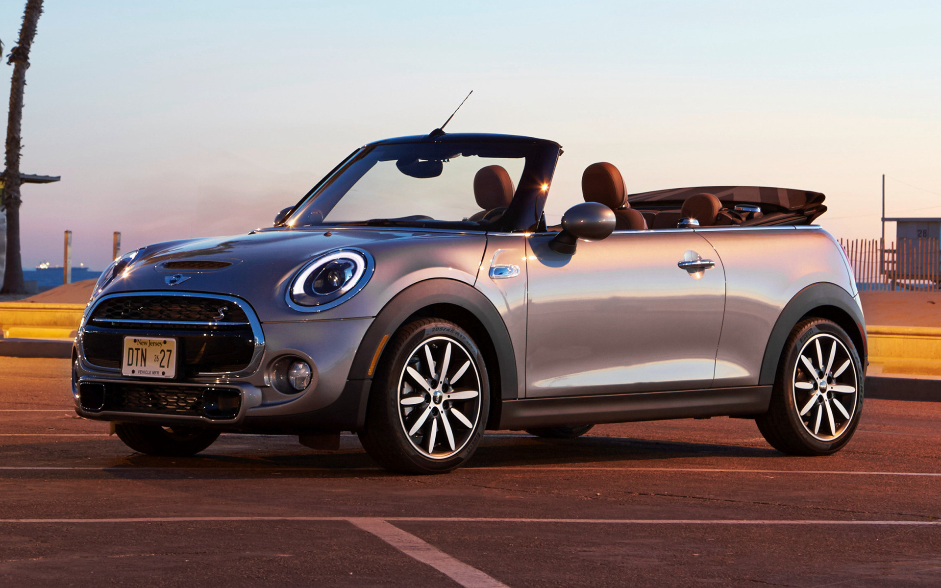 mini cooper s convertible 2016 us wallpapers and hd images car pixel. Black Bedroom Furniture Sets. Home Design Ideas