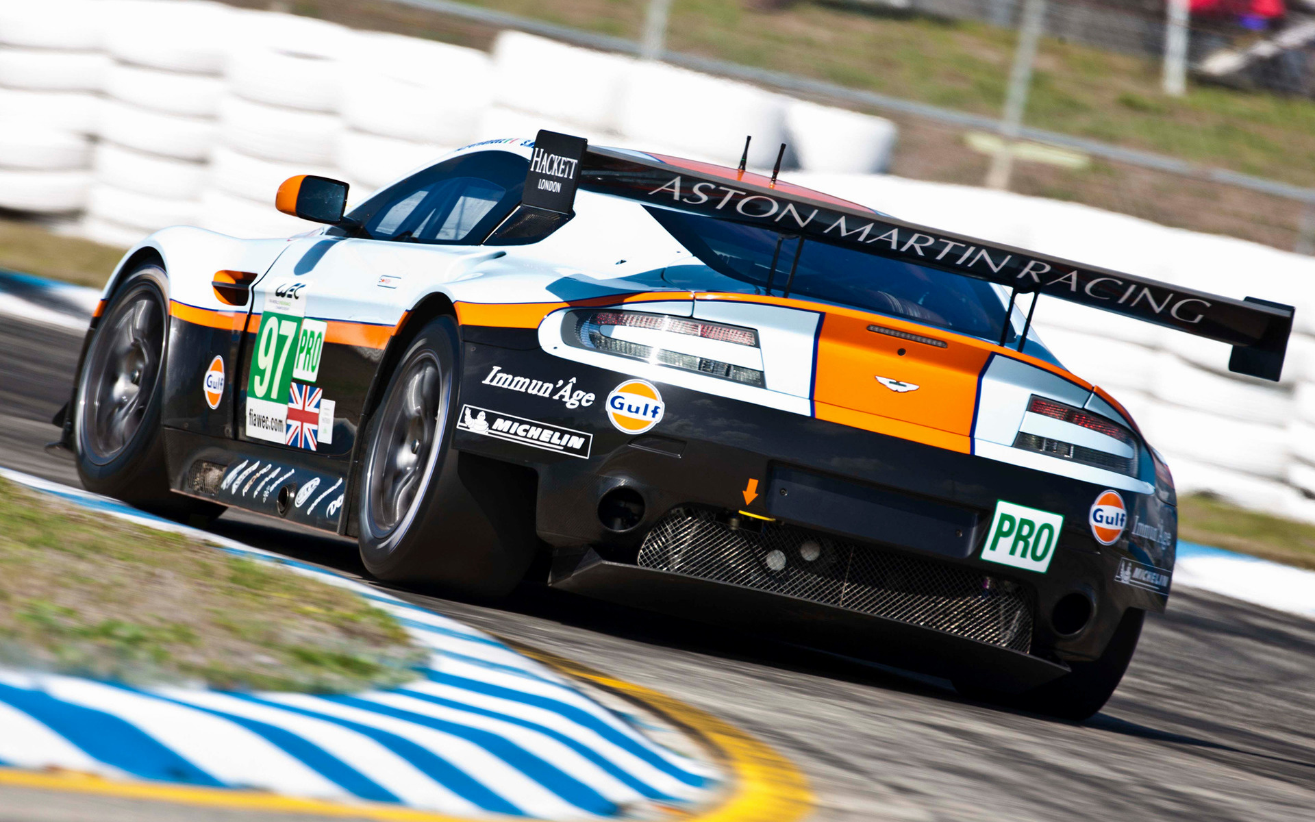 Aston Martin Vantage GTE (2012) Wallpapers and HD Images ...