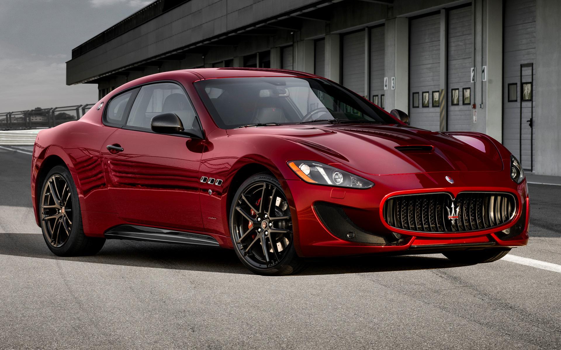 2017 Maserati GranTurismo Sport Special Edition (US ...